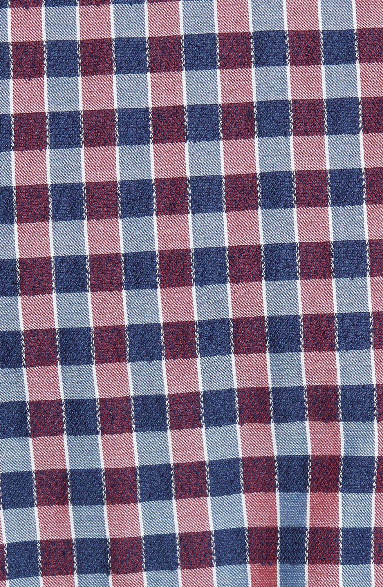 Alternate Image 5  - Rodd & Gunn Mandeville Check Sport Shirt