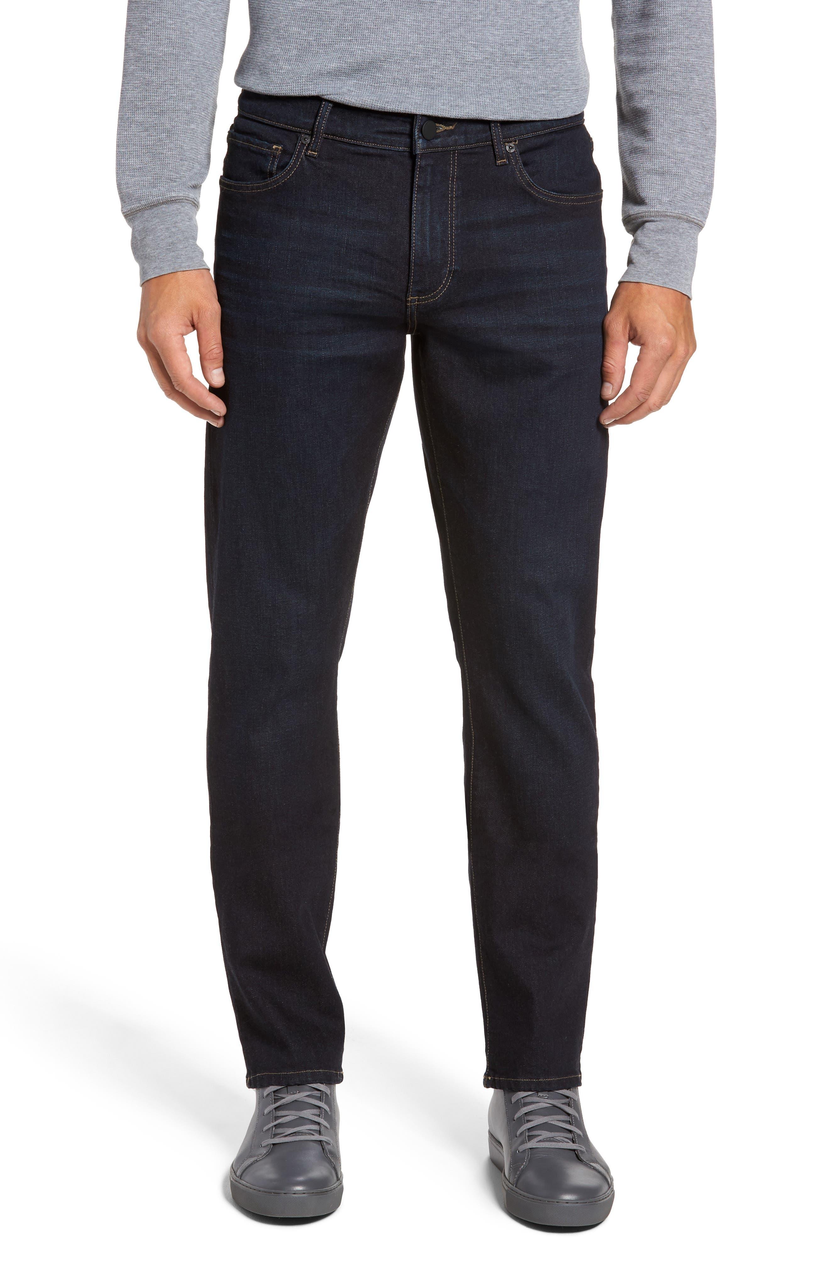Main Image - DL1961 Russell Slim Straight Leg Jeans (Forte)