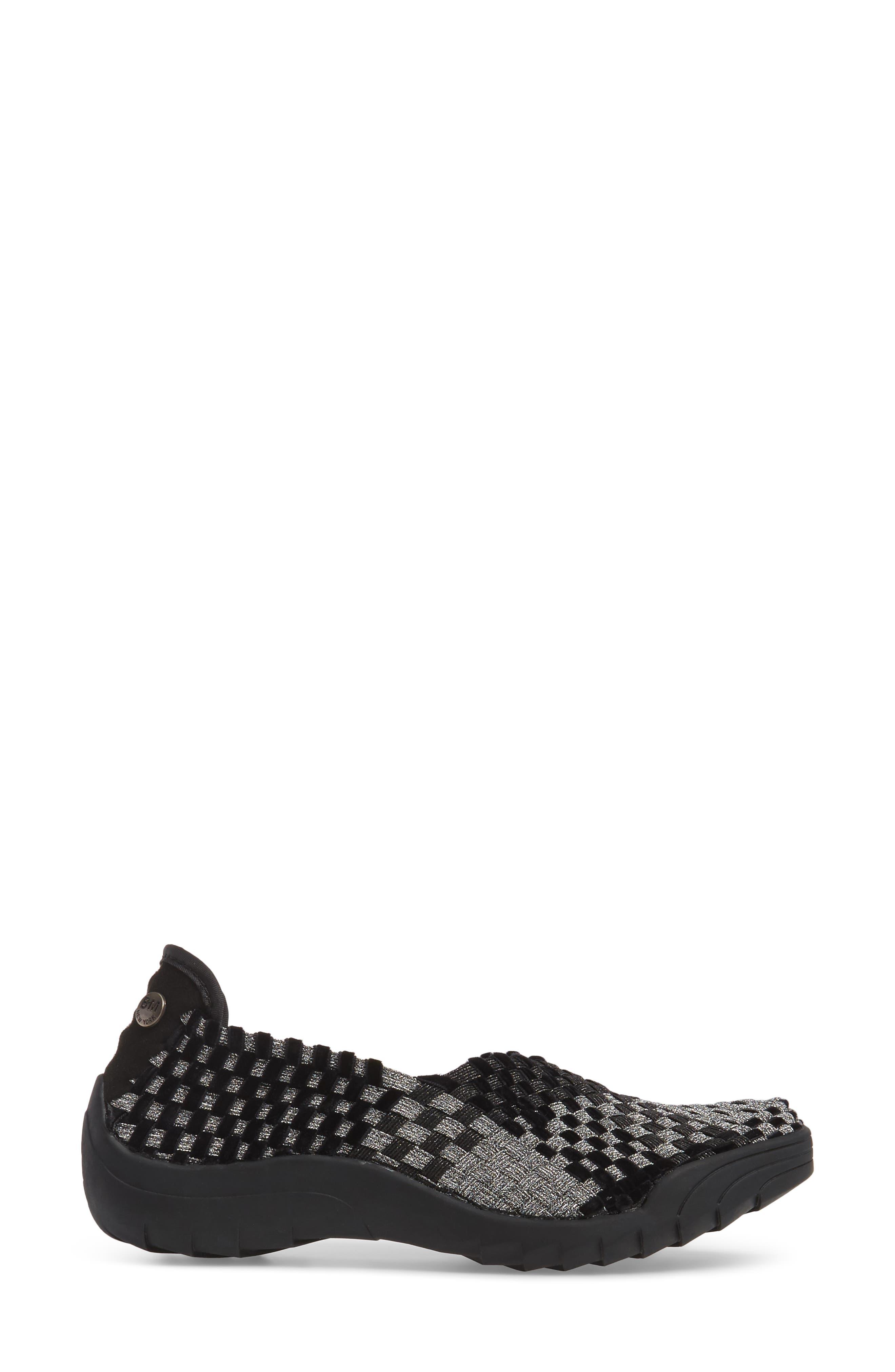 Alternate Image 3  - bernie mev. Rigged Fly Slip-On Sneaker (Women)