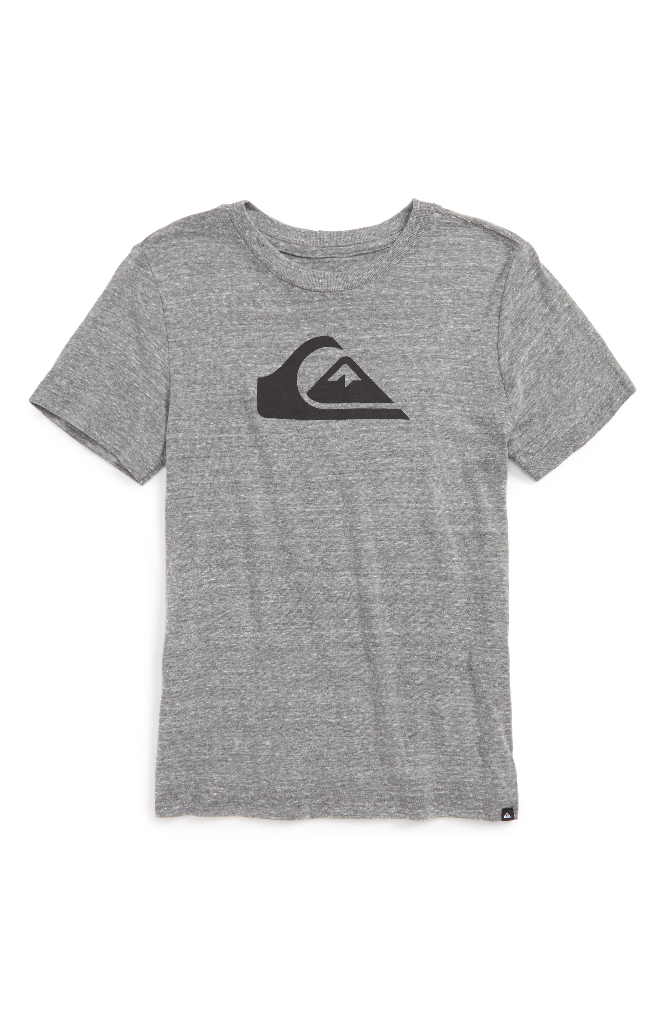 QUIKSILVER Logo T-Shirt
