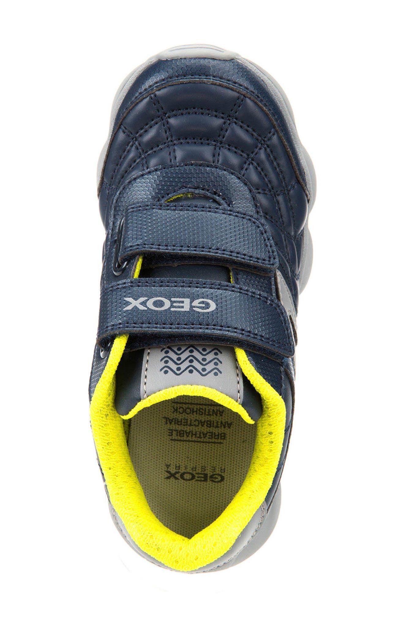 Munfrey Sneaker,                             Alternate thumbnail 5, color,                             Navy/ Grey