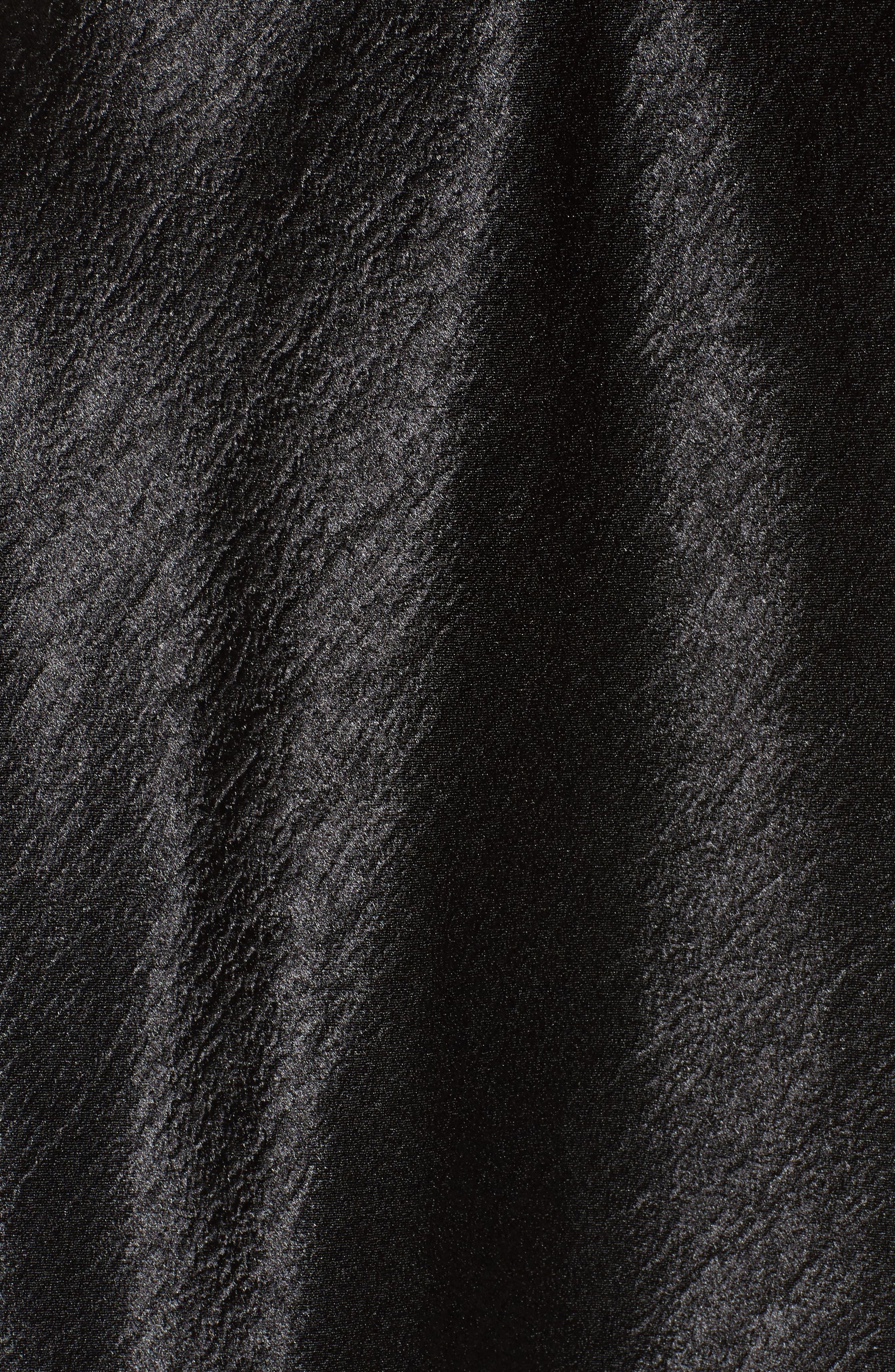 Alternate Image 5  - Love, Fire Satin Midi Skirt