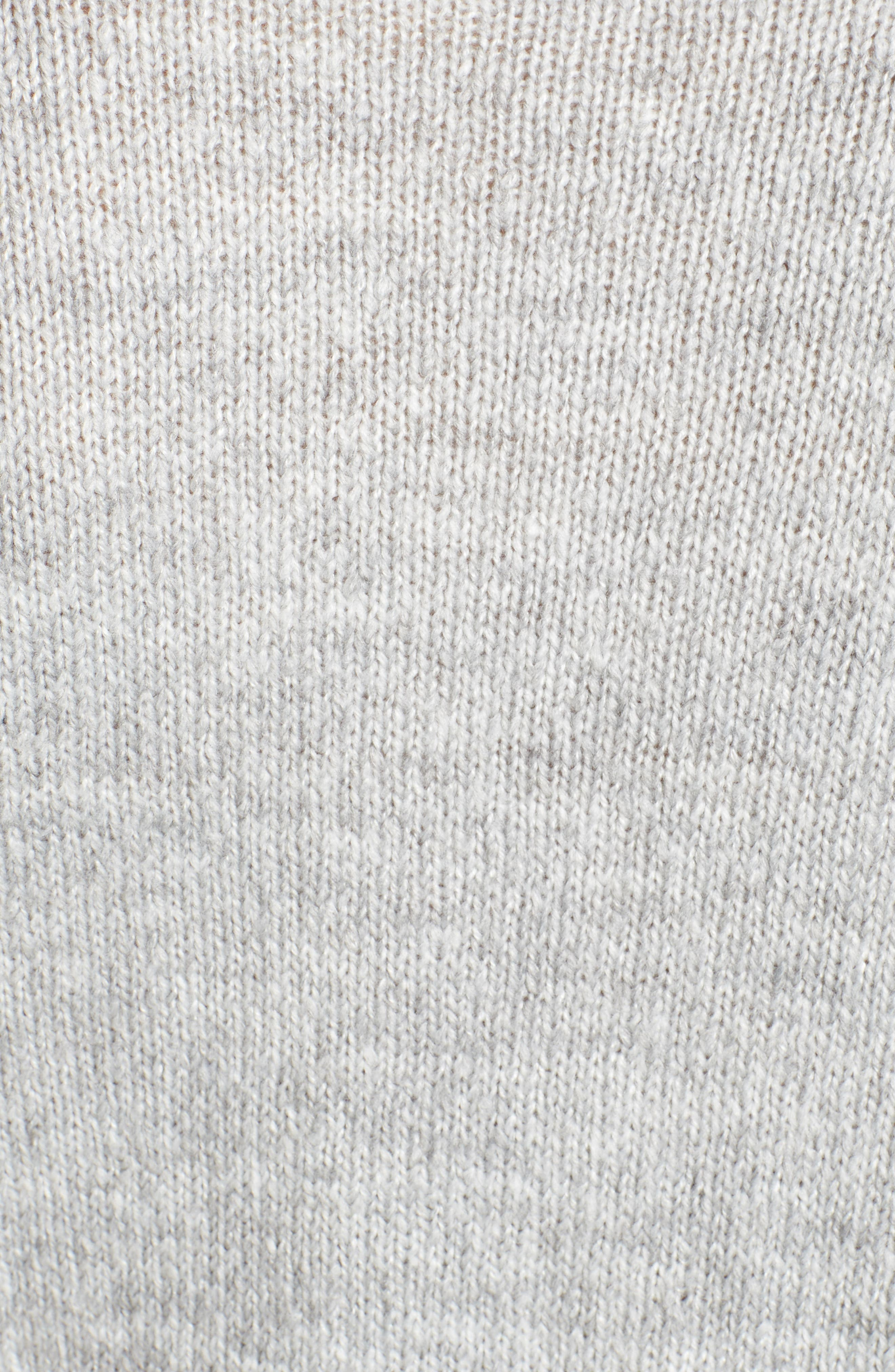 Alternate Image 5  - WAYF Sophie Ruffle Sleeve Sweater