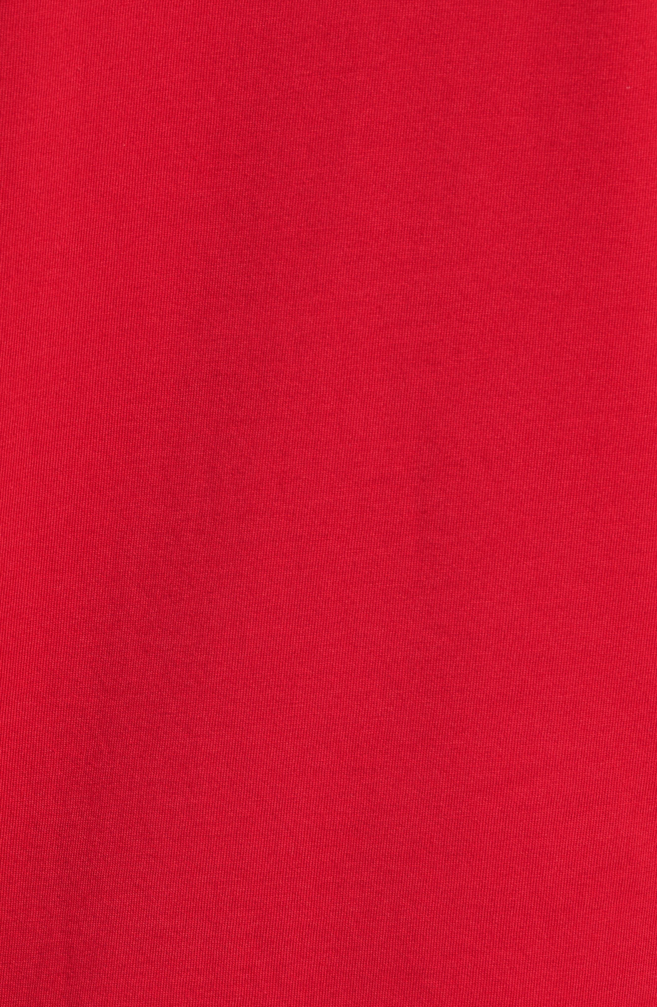 Alternate Image 5  - Tommy Bahama Bali Skyline Long Sleeve Pima Cotton T-Shirt