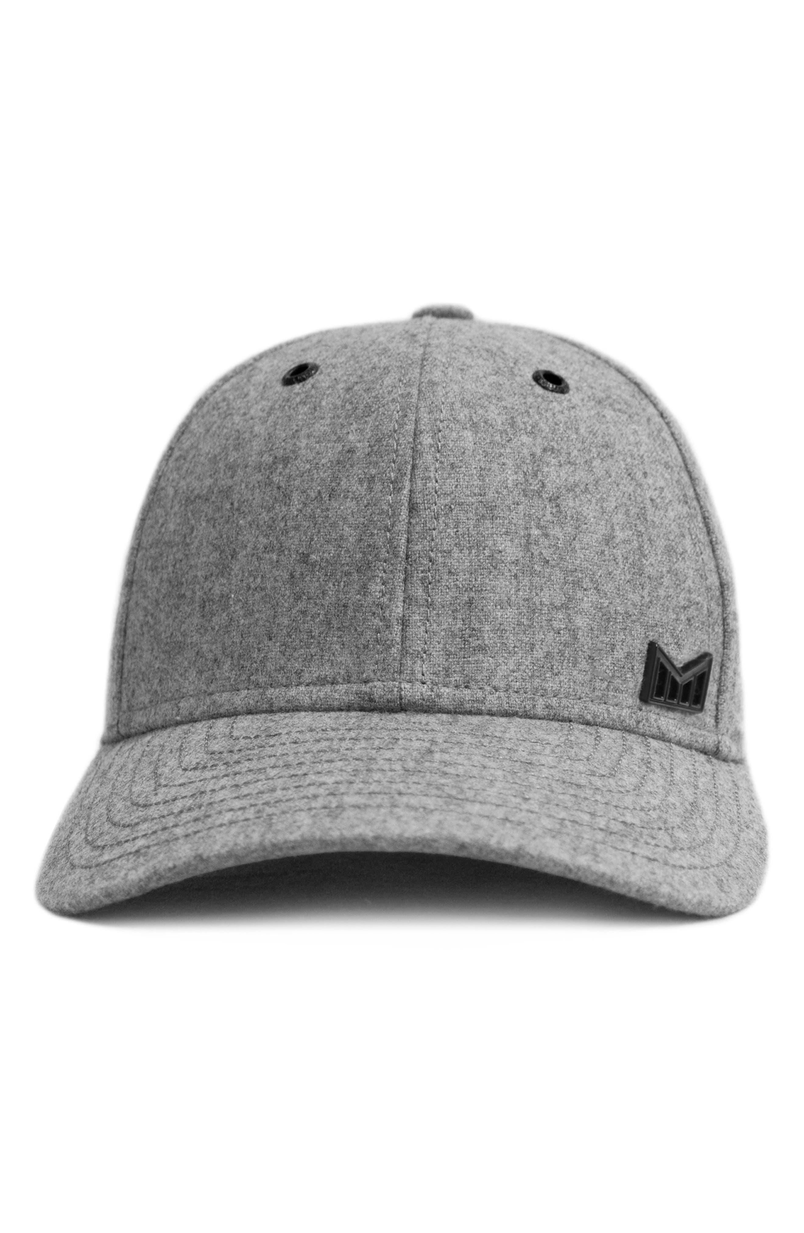 'Glory Days' Strapback Baseball Cap,                             Alternate thumbnail 4, color,                             Gray