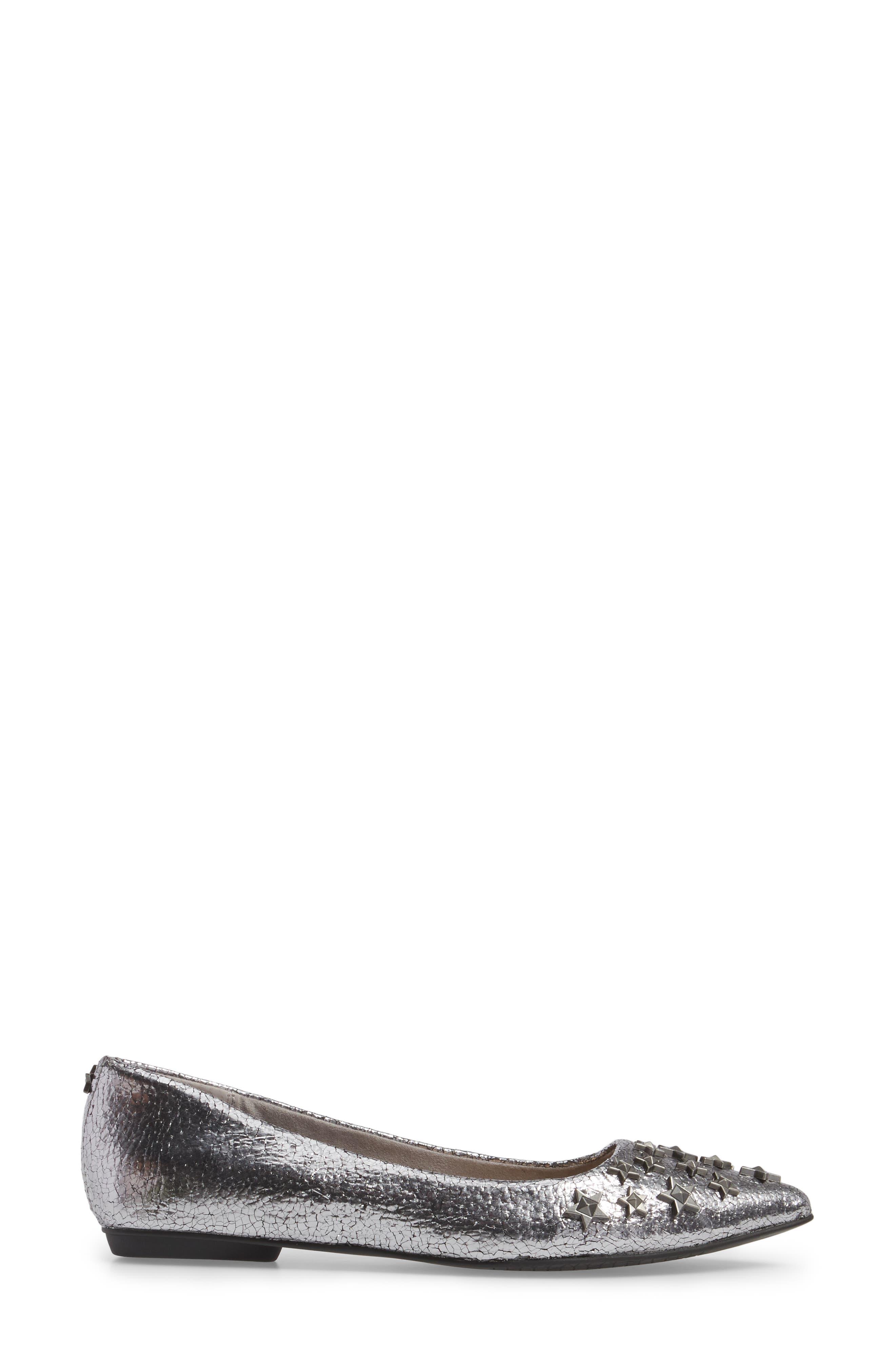 Alternate Image 3  - BP. Stella Embellished Flat (Women)