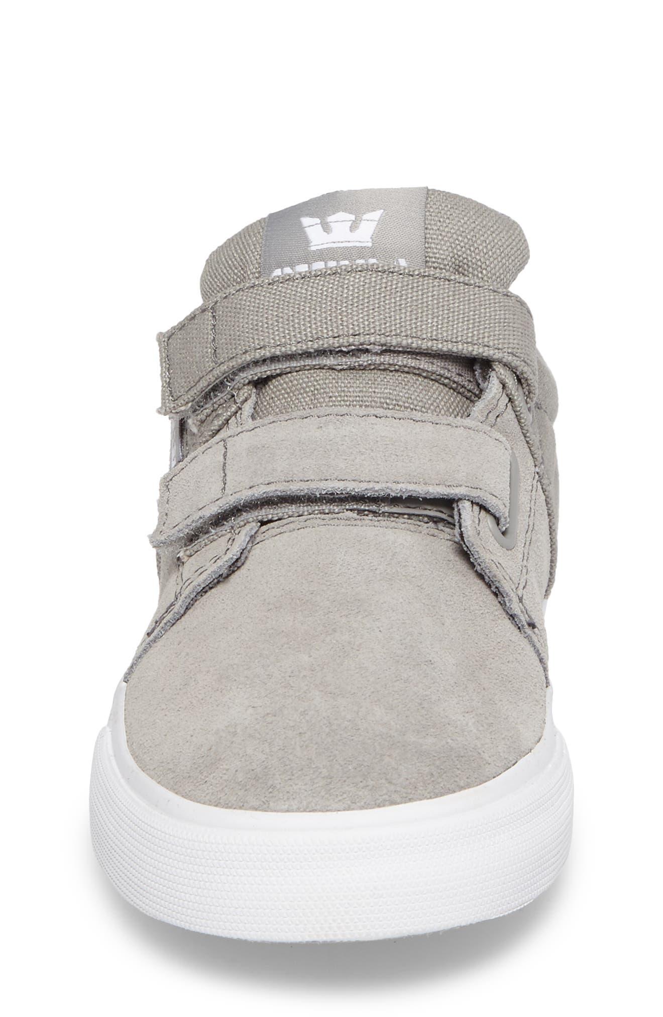 Alternate Image 4  - Supra Stacks Low Top Sneaker (Toddler, Little Kid & Big Kid)