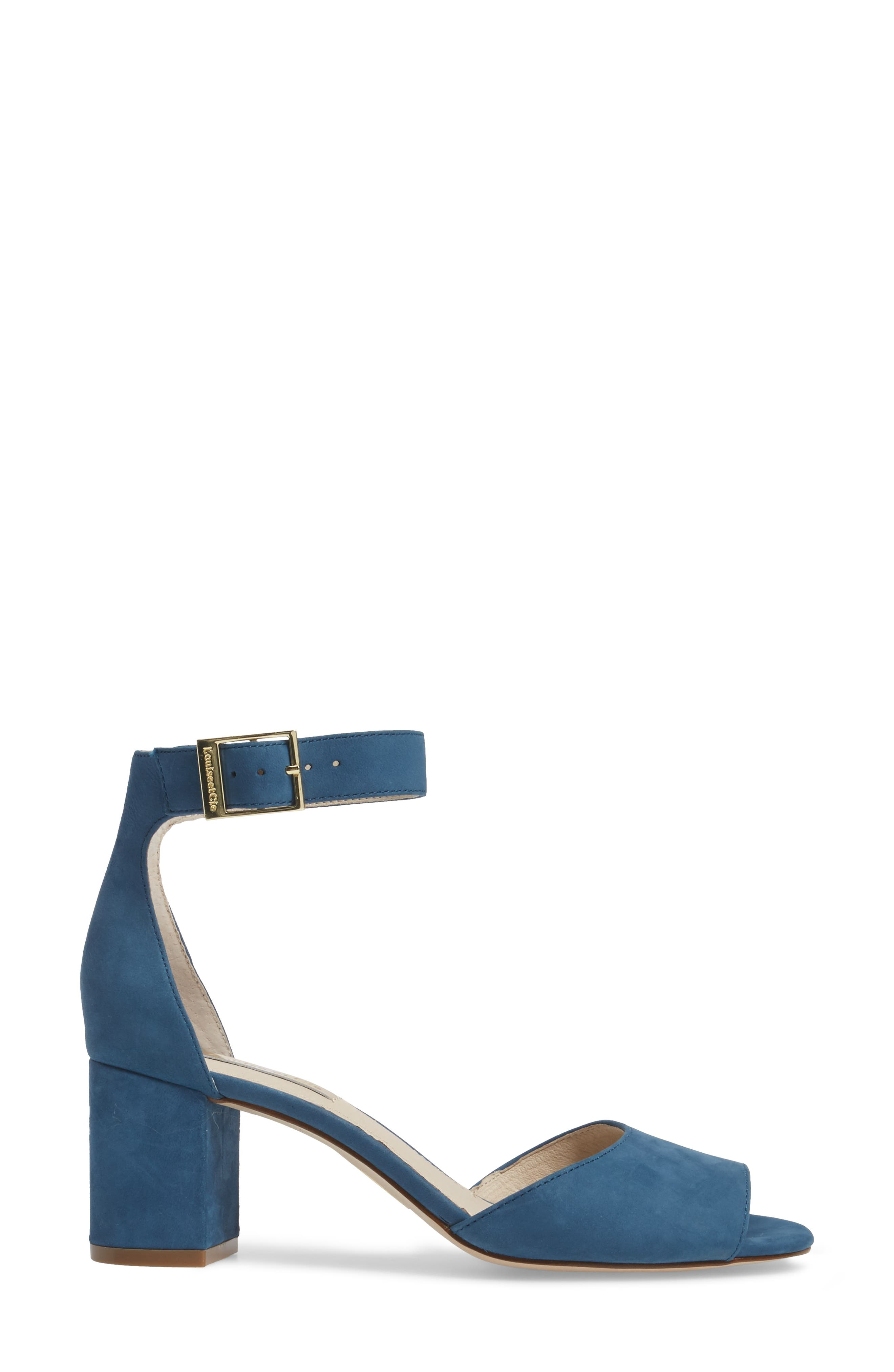Alternate Image 3  - Louise et Cie Karisa Ankle Cuff Sandal (Women)