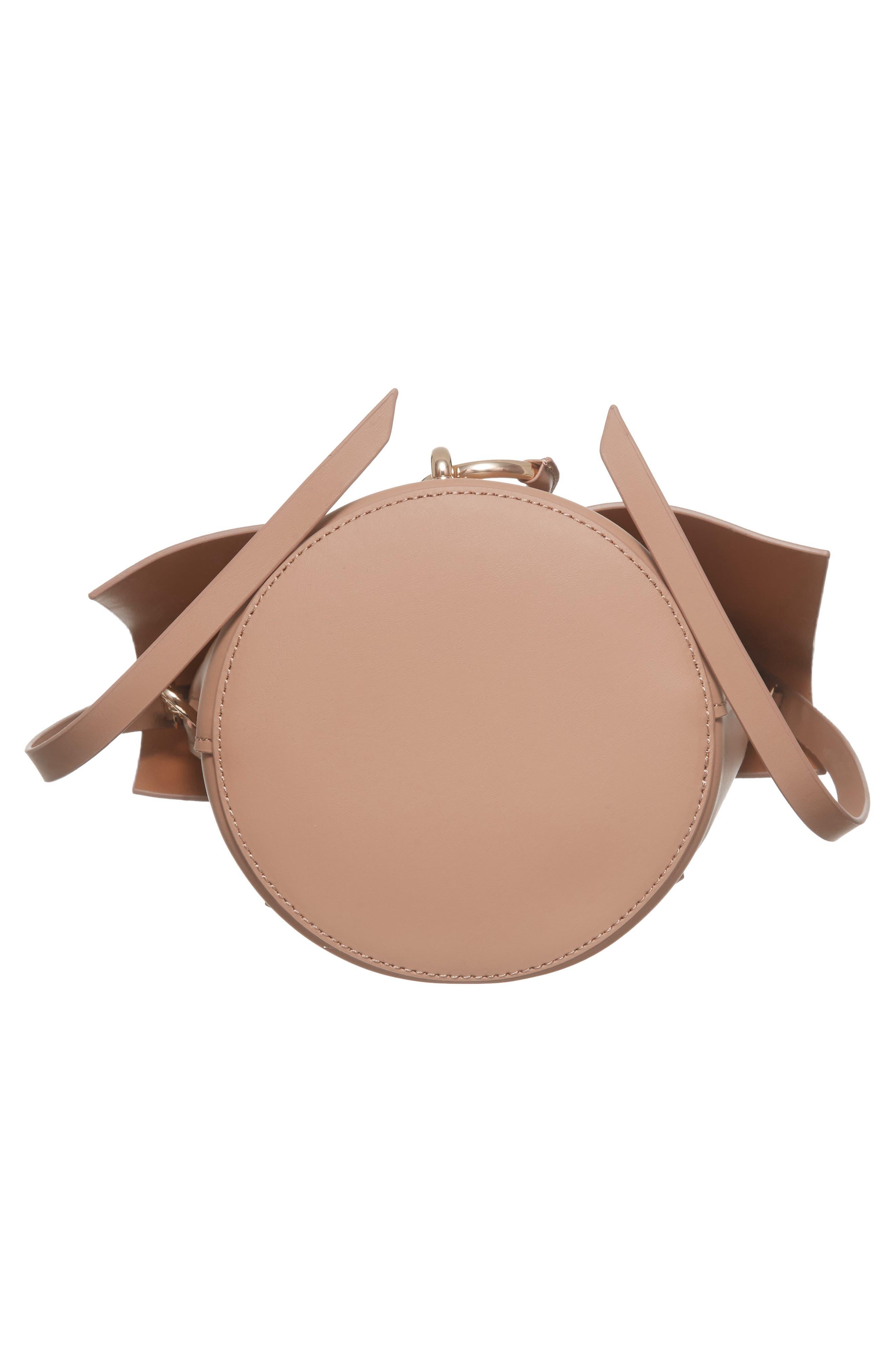 Alternate Image 6  - ZAC Zac Posen Belay Leather Crossbody Bucket Bag