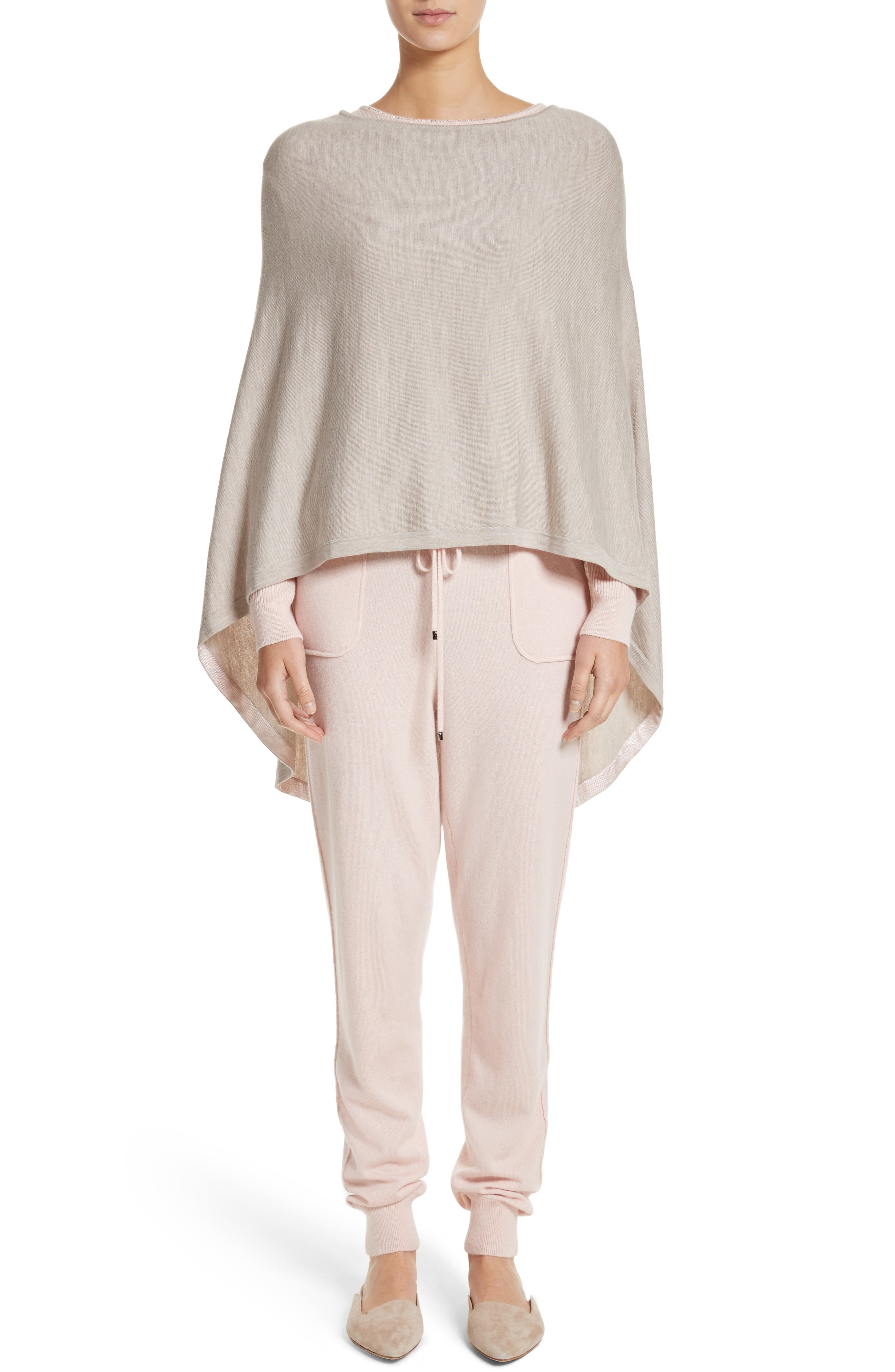 Alternate Image 7  - St. John Collection Cashmere Sweater