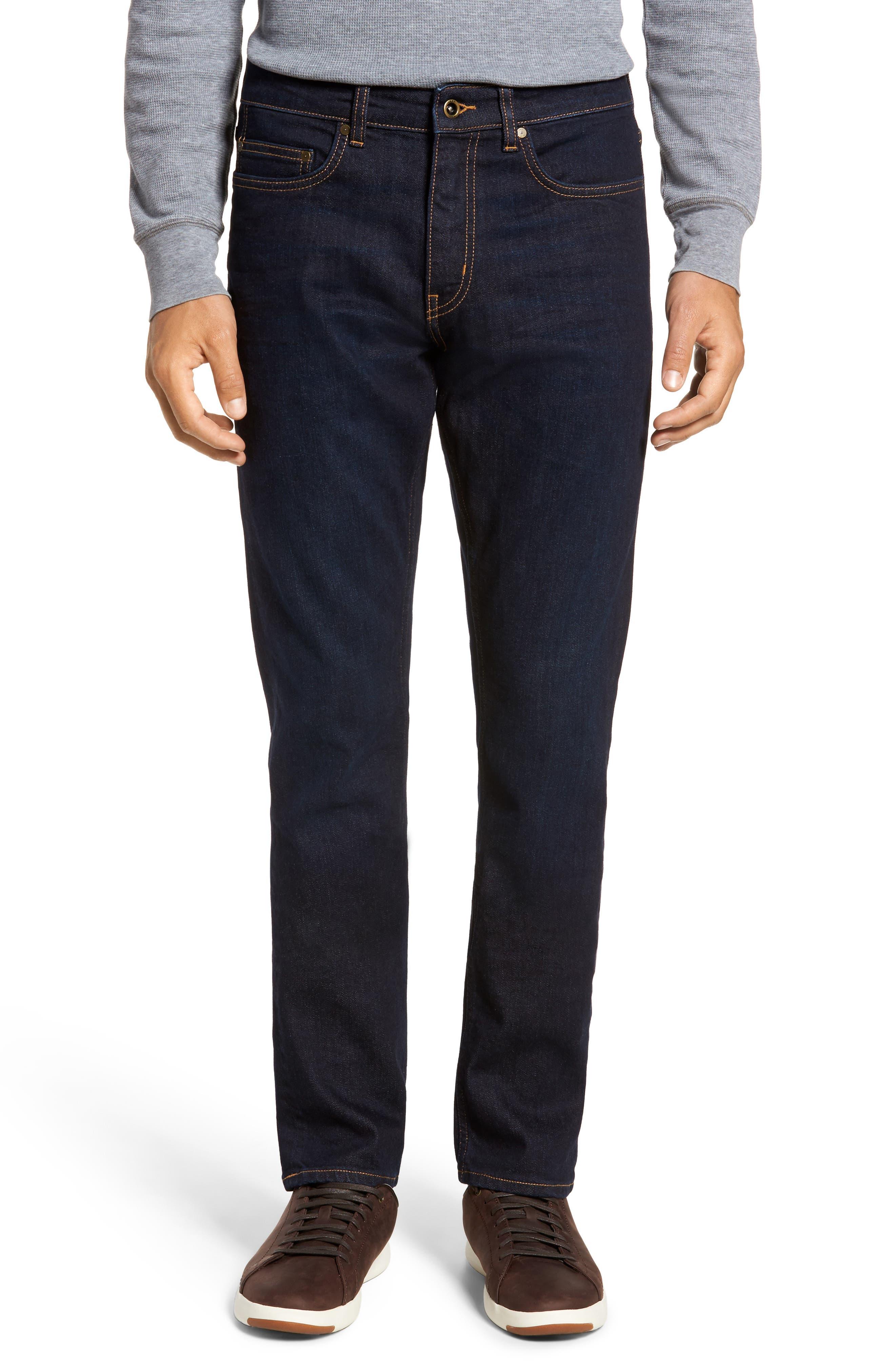 Fanshawe Straight Leg Jeans,                         Main,                         color, Denim