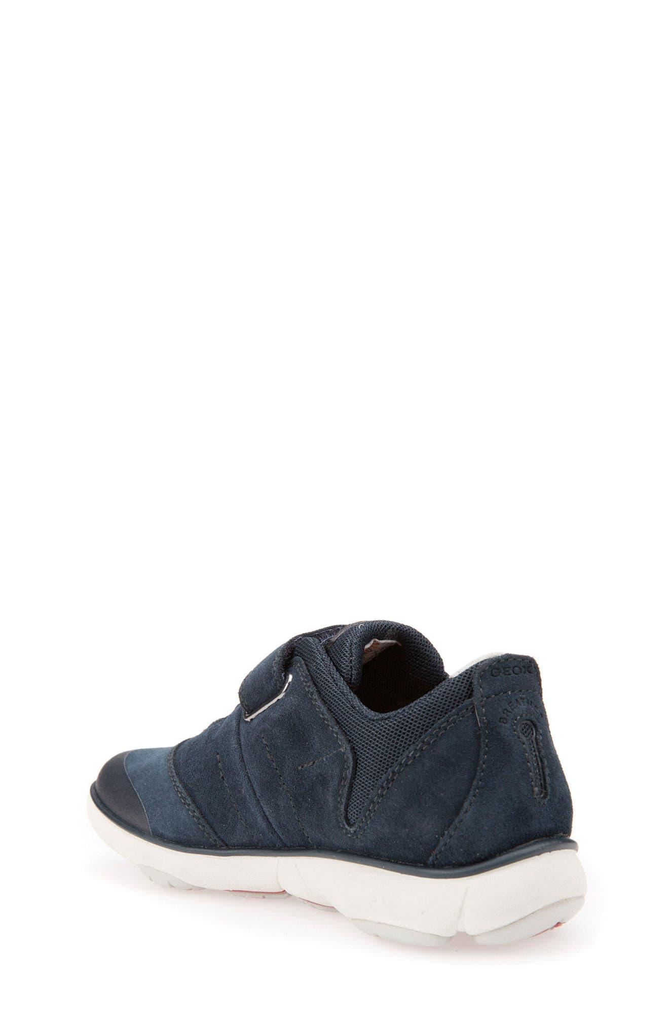 Alternate Image 2  - Geox Nebula Low Top Sneaker (Toddler, Little Kid & Big Kid)
