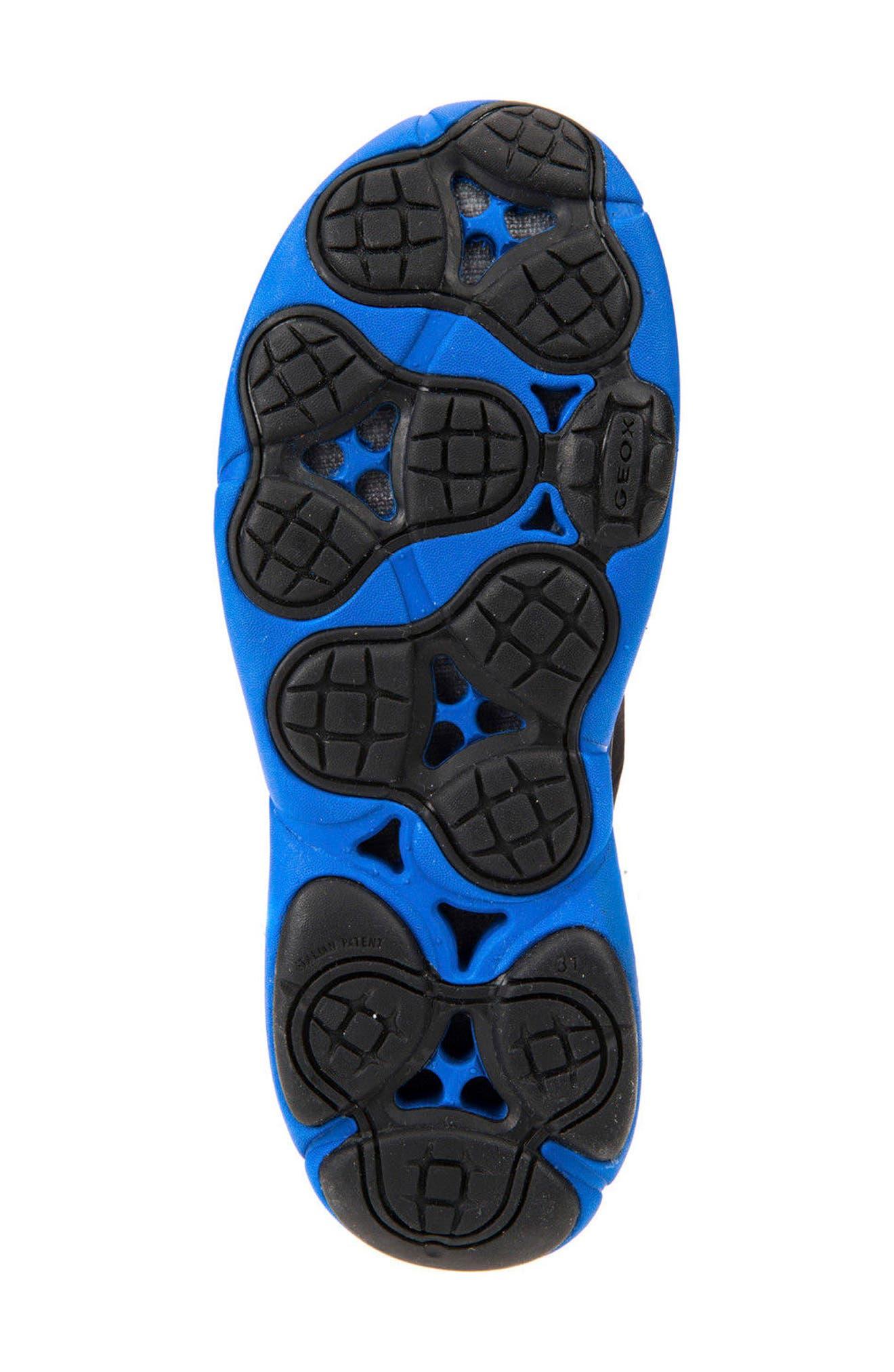 Alternate Image 6  - Geox Nebula Low Top Sneaker (Toddler, Little Kid & Big Kid)