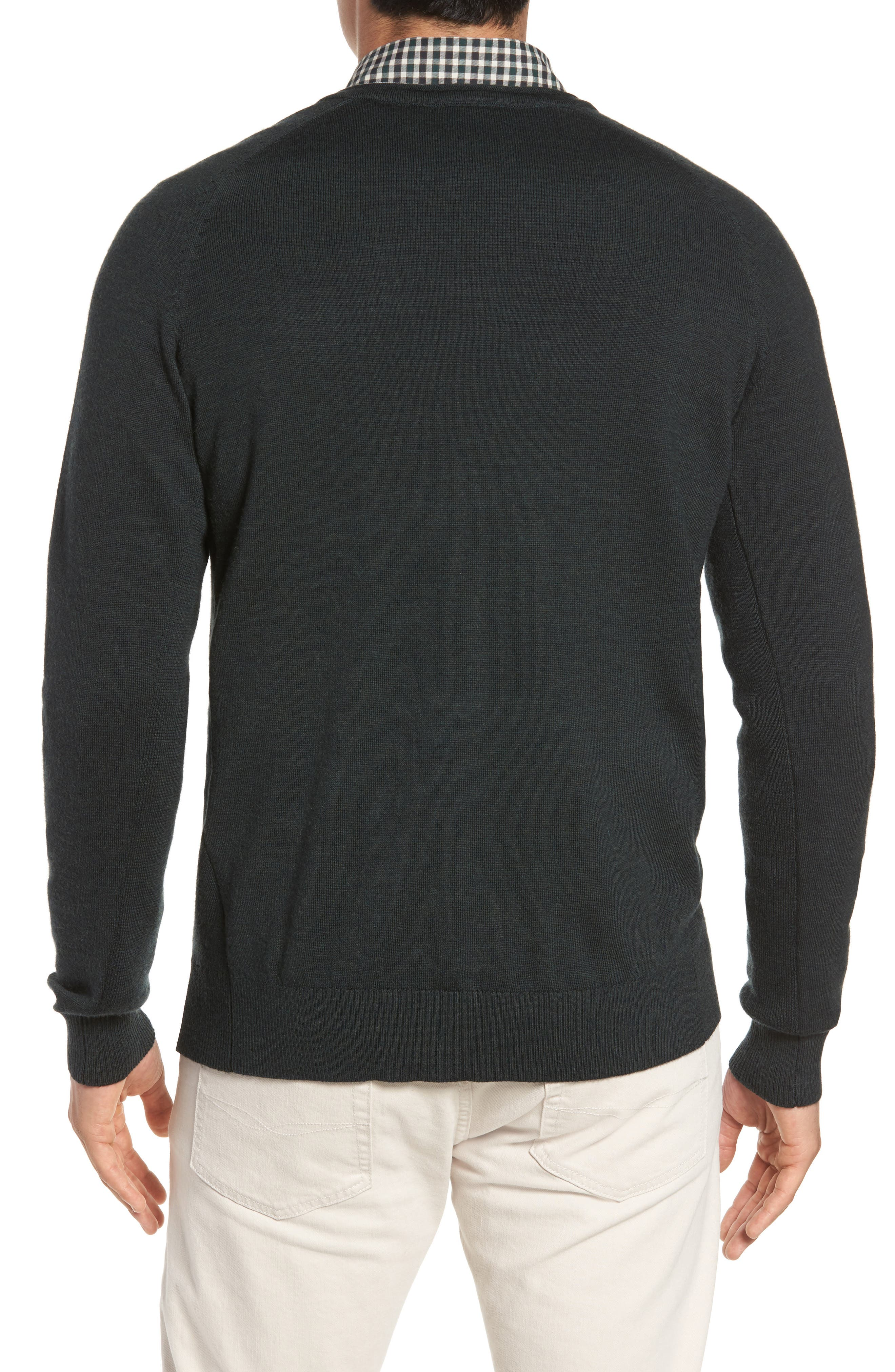 Alternate Image 2  - Rodd & Gunn Burfield Wool Sweater
