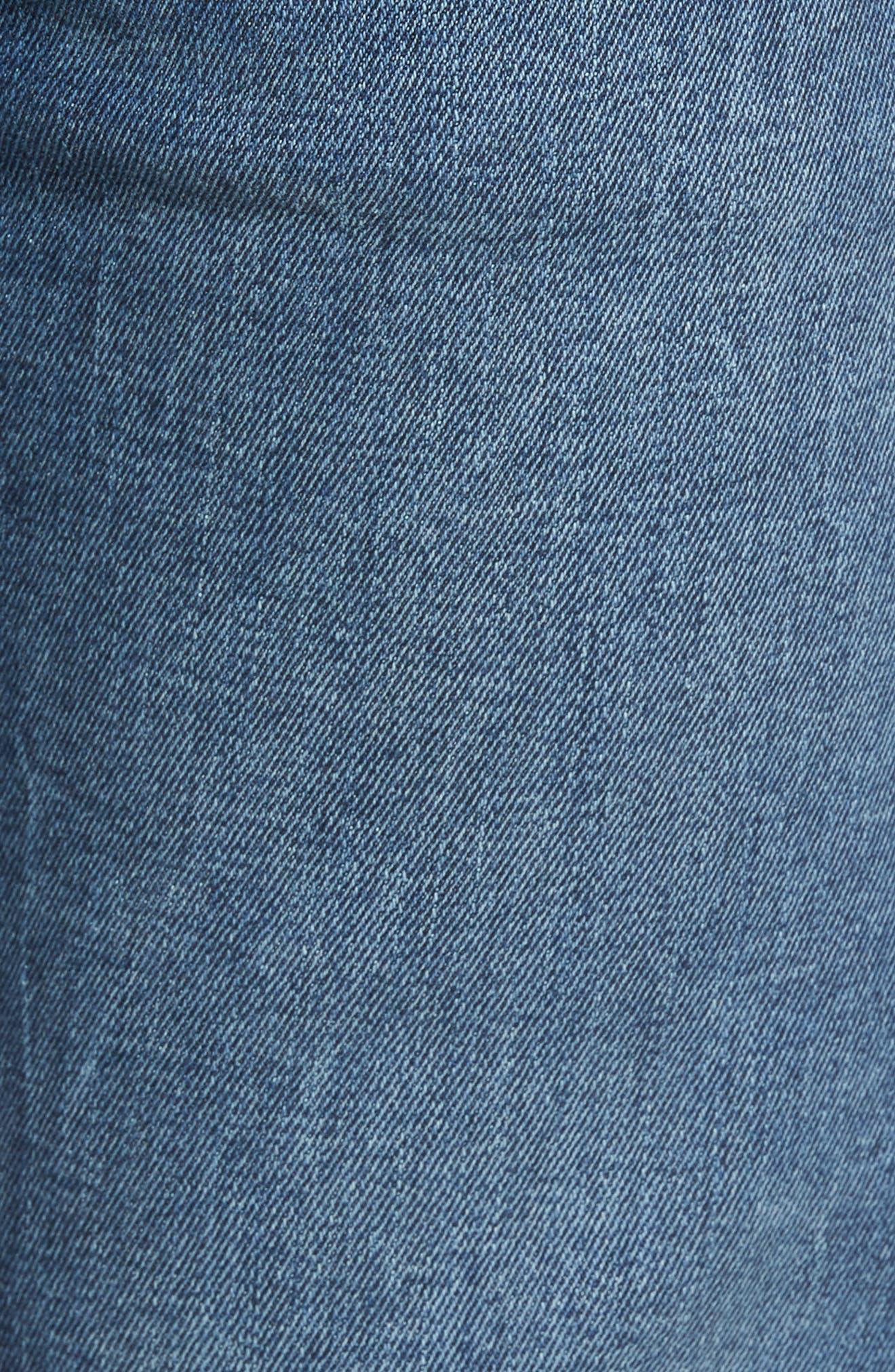 Alternate Image 5  - DL1961 Nick Slim Fit Jeans (Civil)
