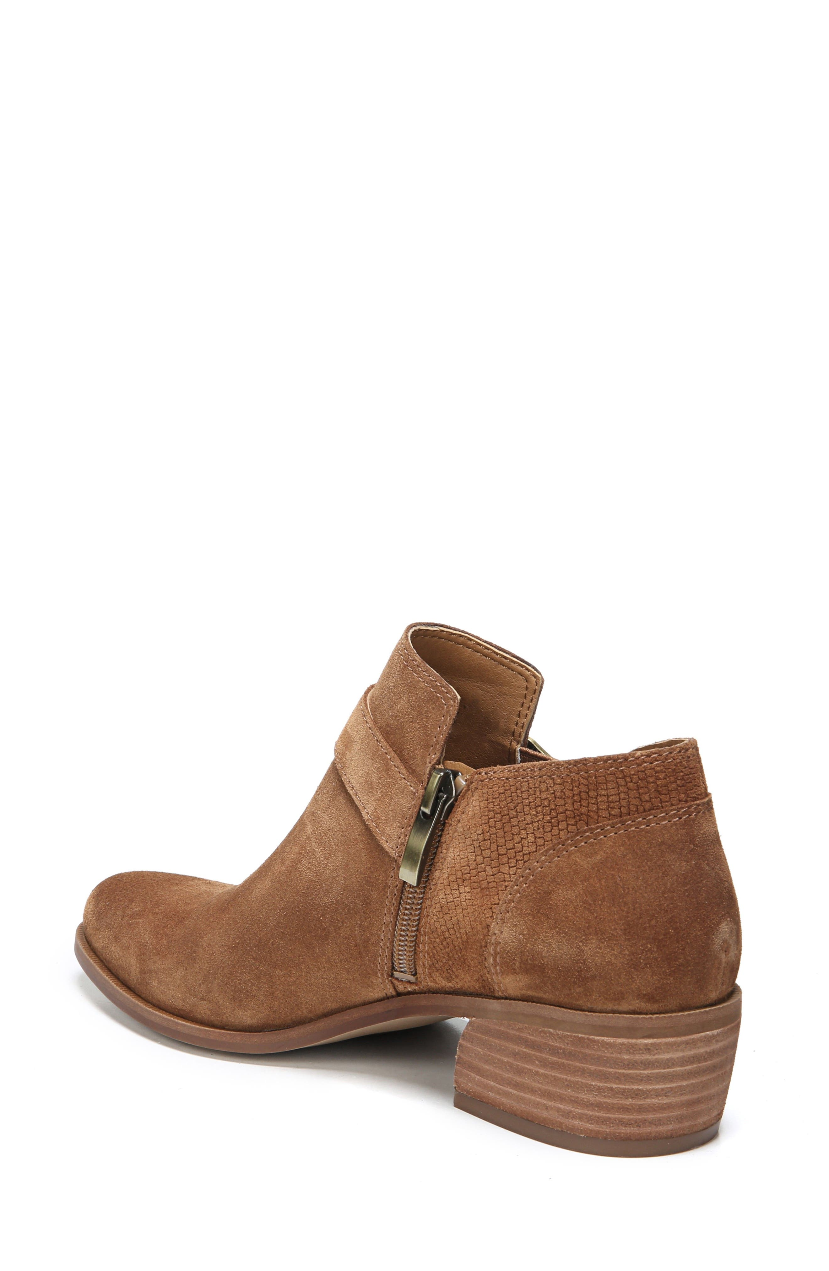 Penna Bootie,                             Alternate thumbnail 2, color,                             Whiskey Suede