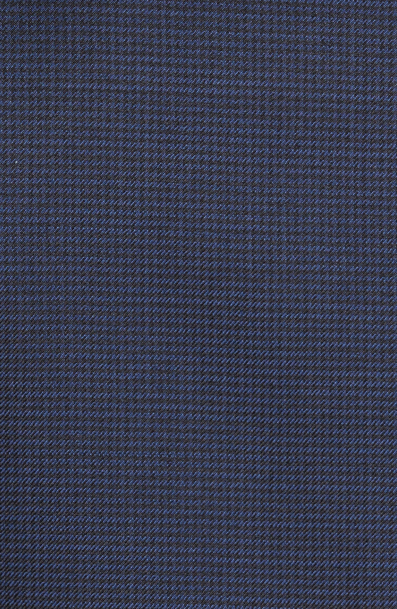 Ryan Classic Fit Wool Suit,                             Alternate thumbnail 7, color,                             Navy