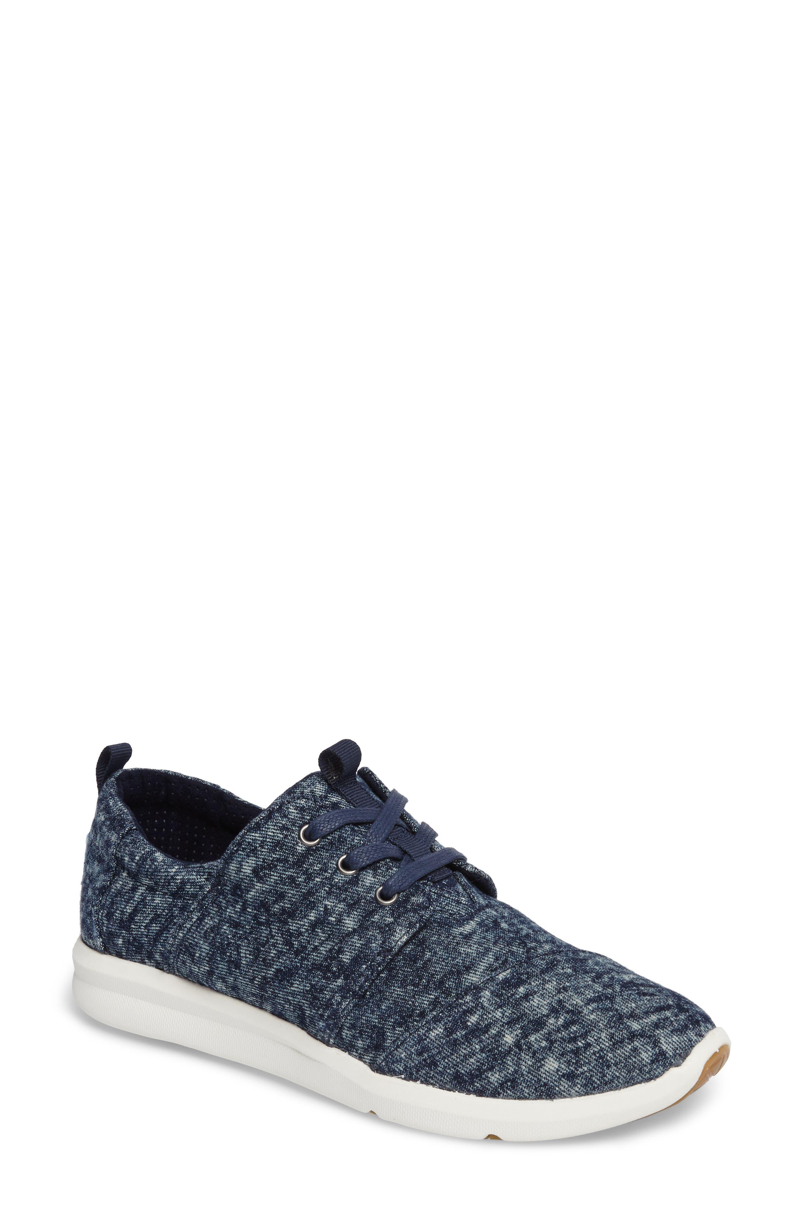 TOMS Del Ray Sneaker (Women)