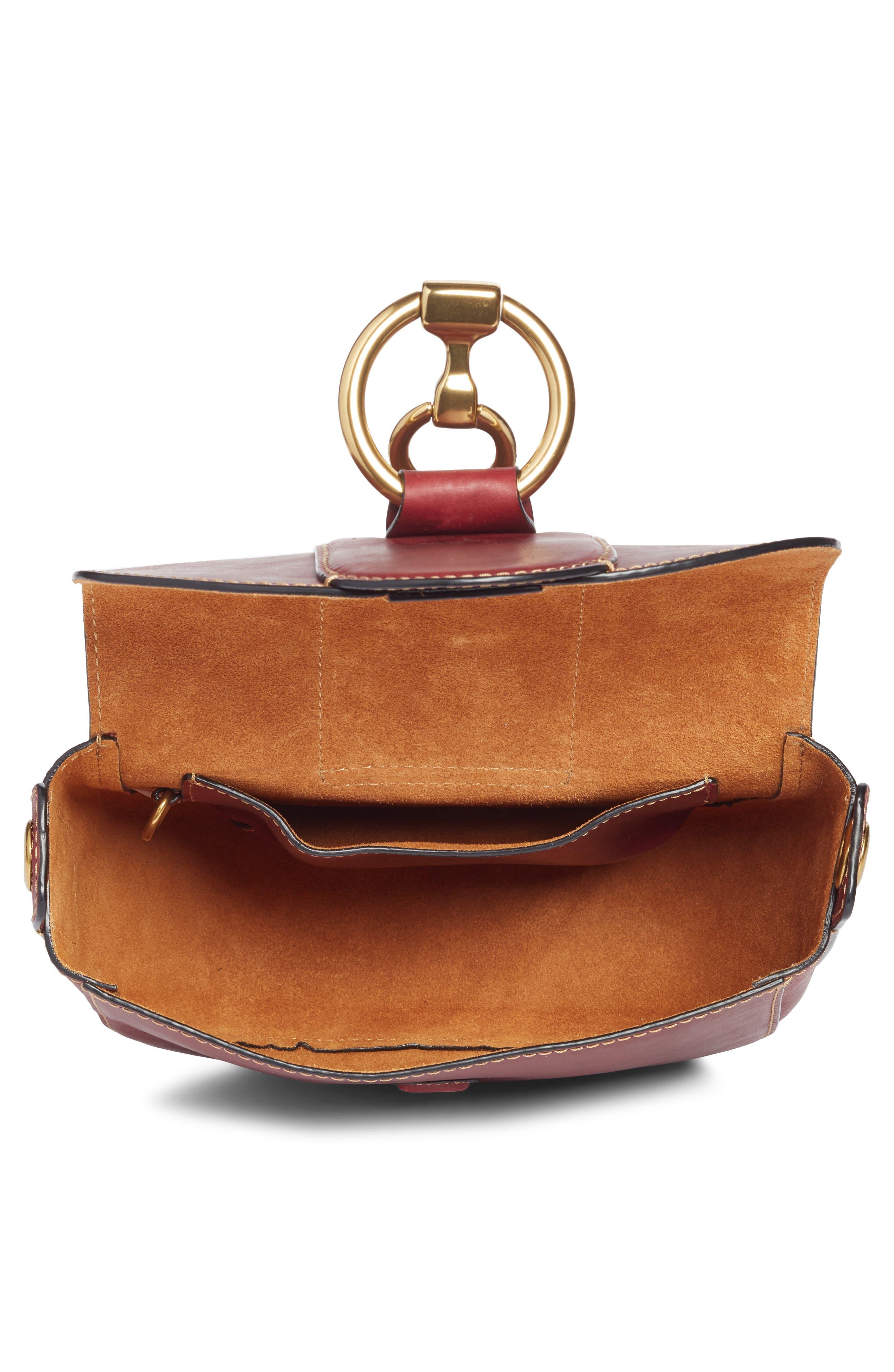 Alternate Image 3  - Frye Small Ilana Harness Leather Saddle Bag