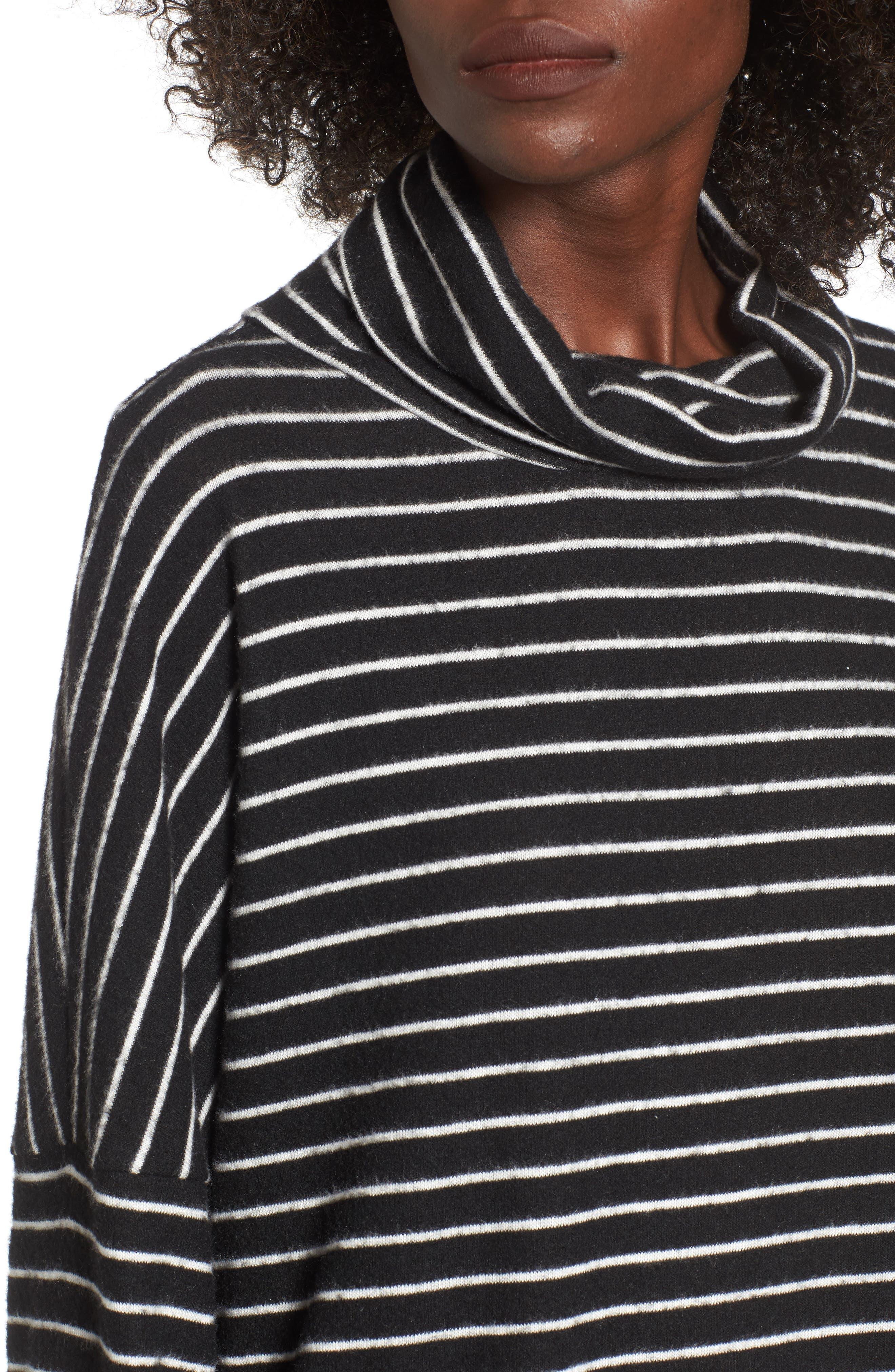 Alternate Image 4  - BP. Bell Sleeve Stripe Top