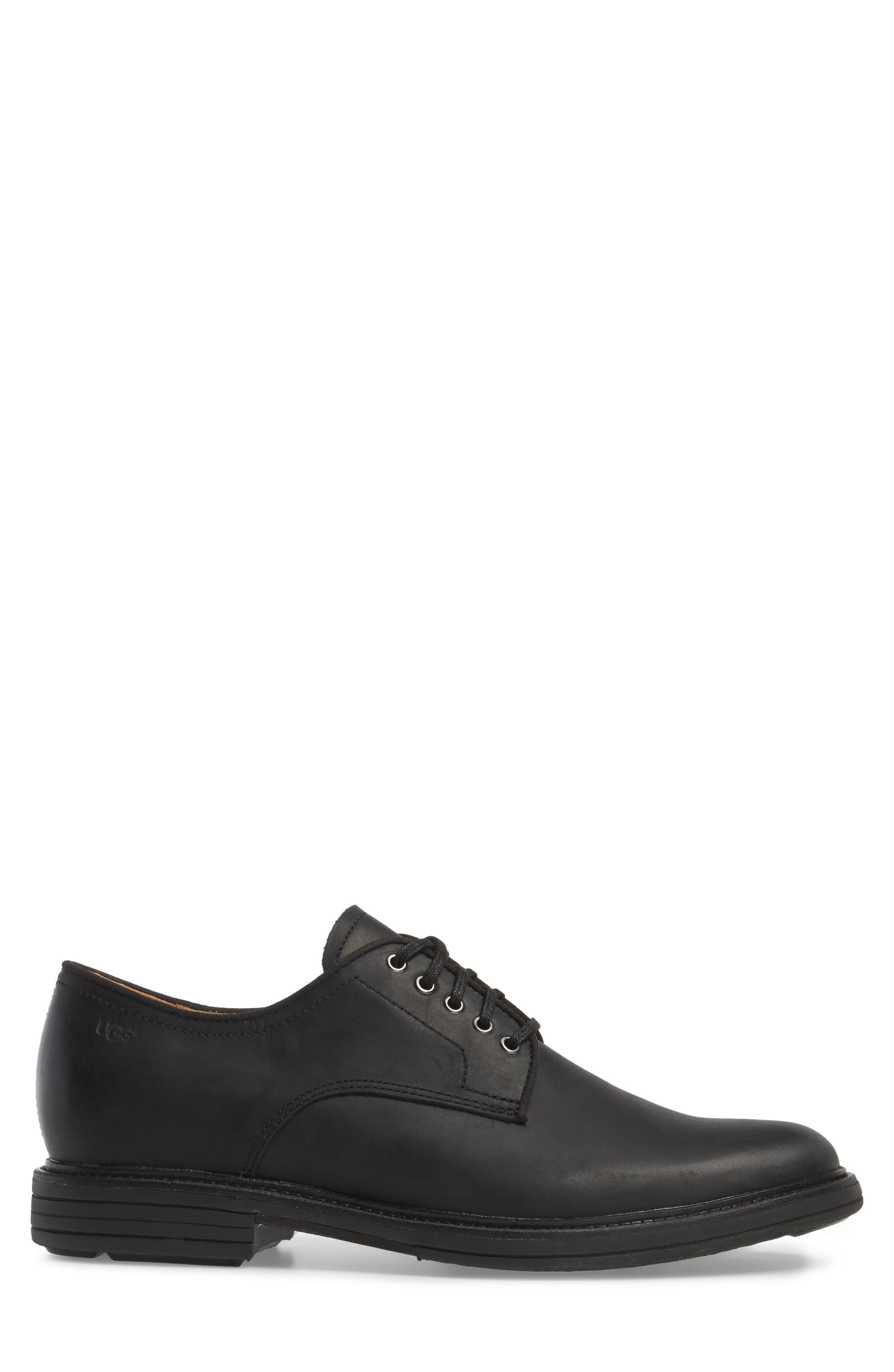 Jovin Buck Shoe,                             Alternate thumbnail 3, color,                             Black