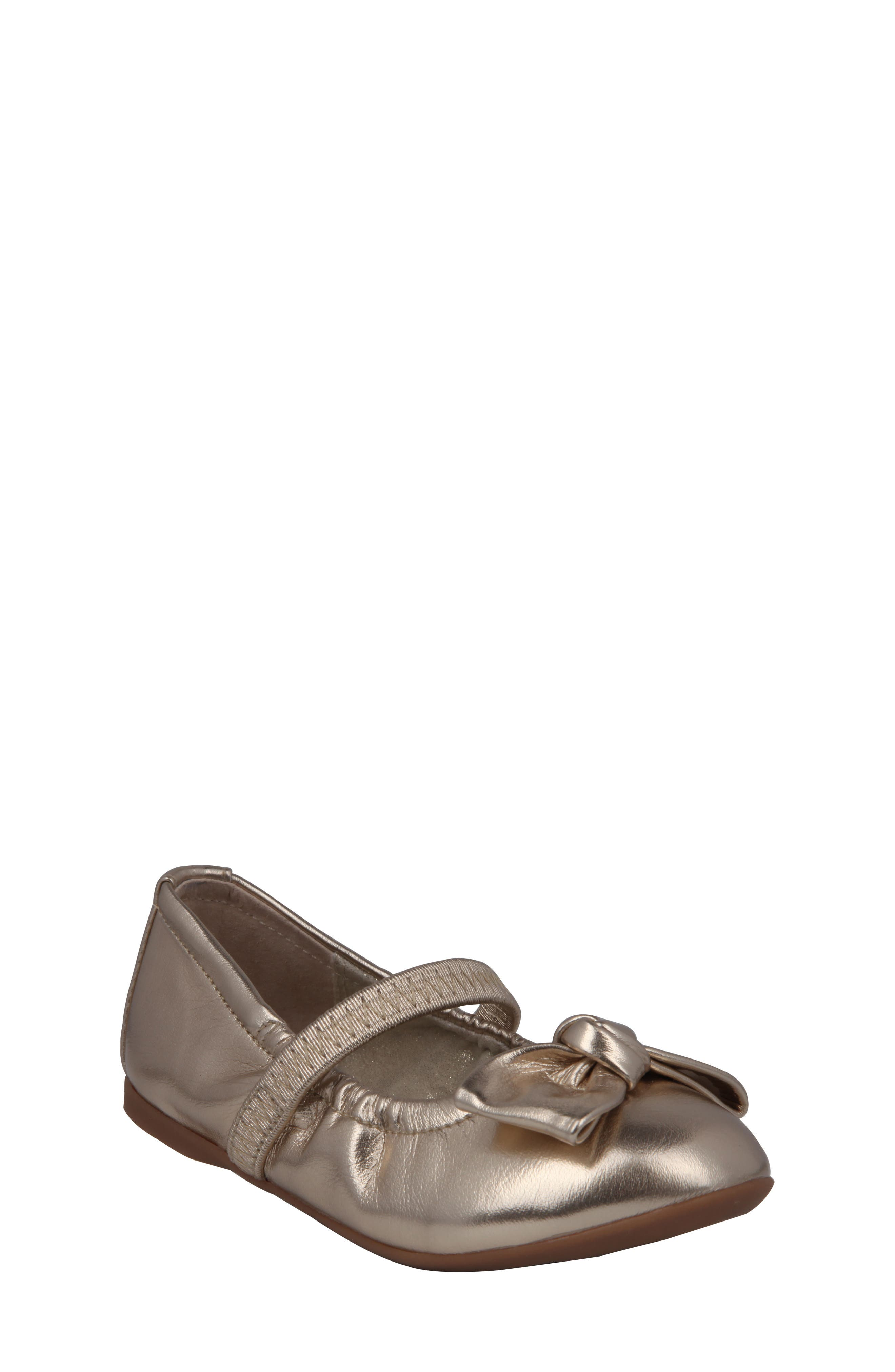 Nina Karla Mary Jane Ballet Flat (Walker & Toddler)