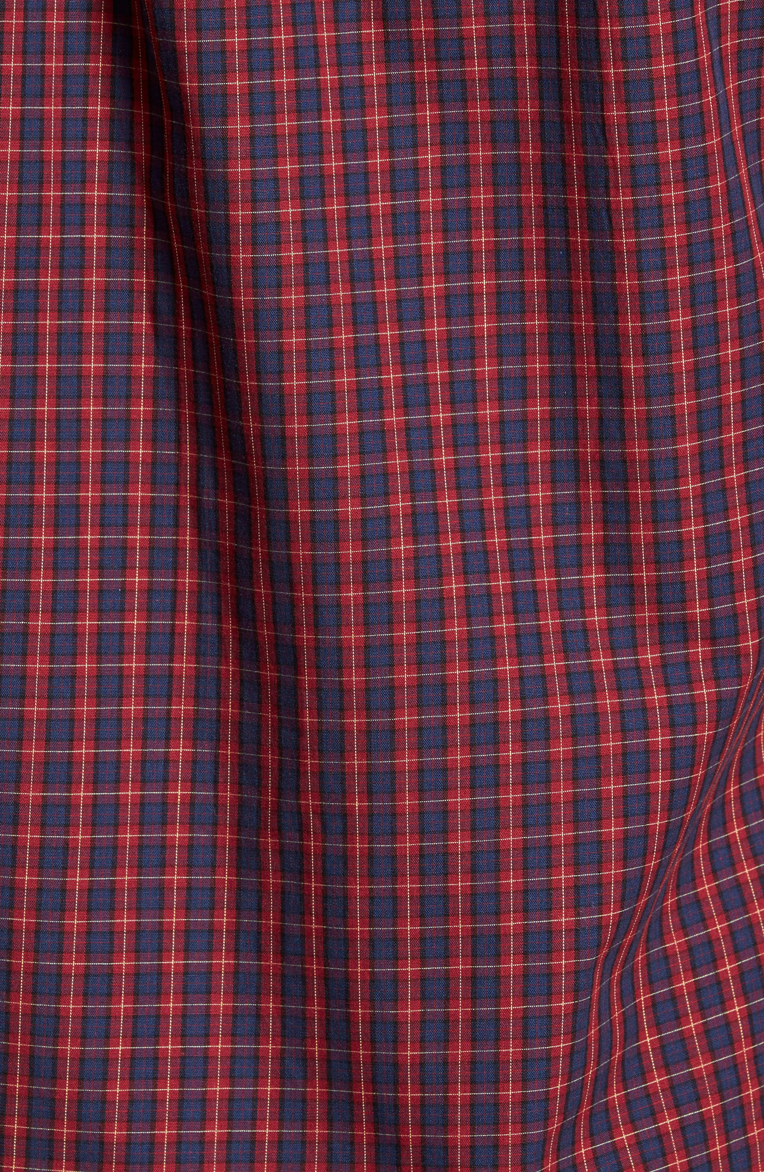 Alternate Image 5  - Descendant of Thieves Tinto Plaid Woven Shirt