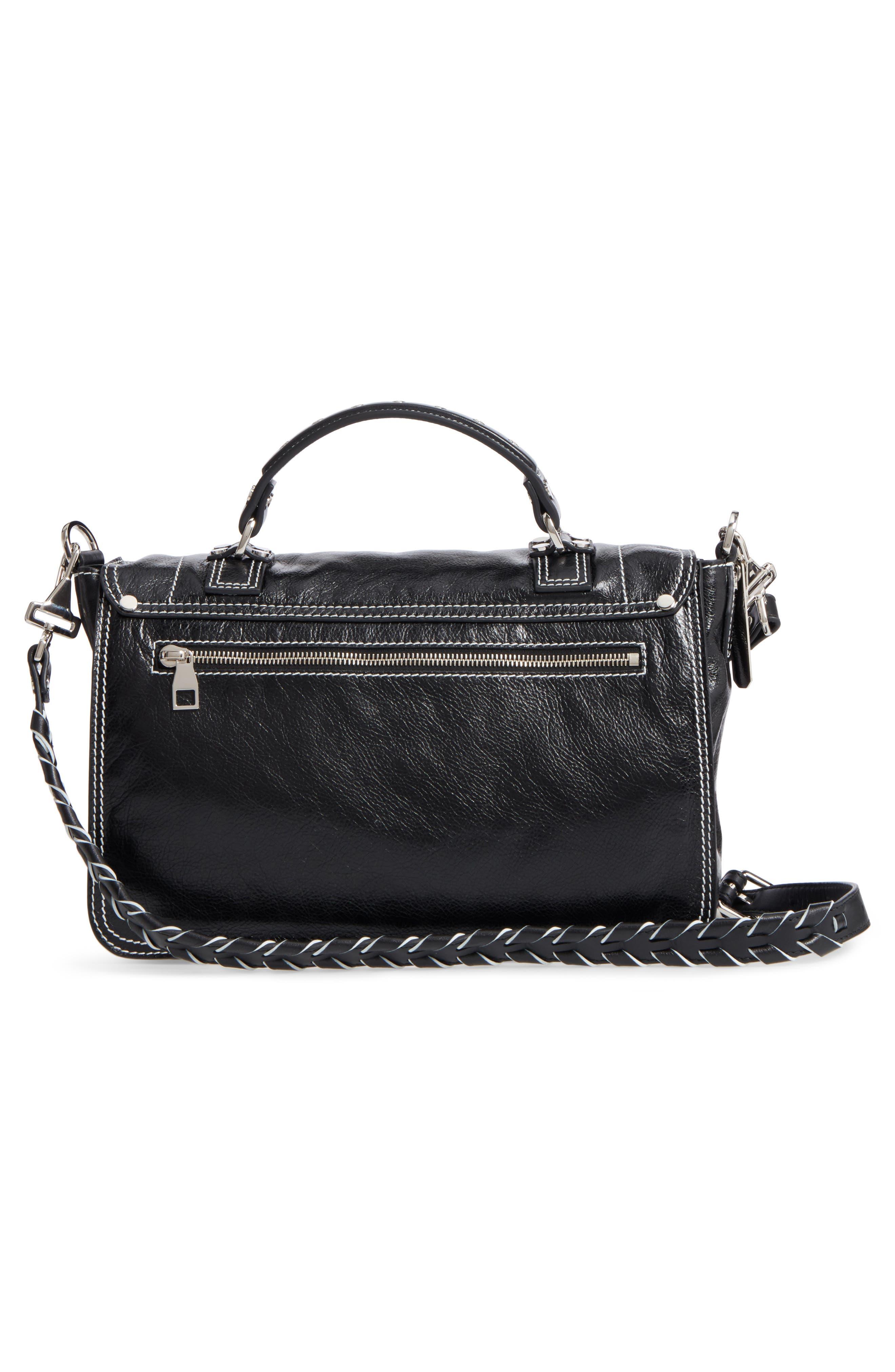 Alternate Image 2  - Proenza Schouler Medium PS1 Calfskin Leather Satchel