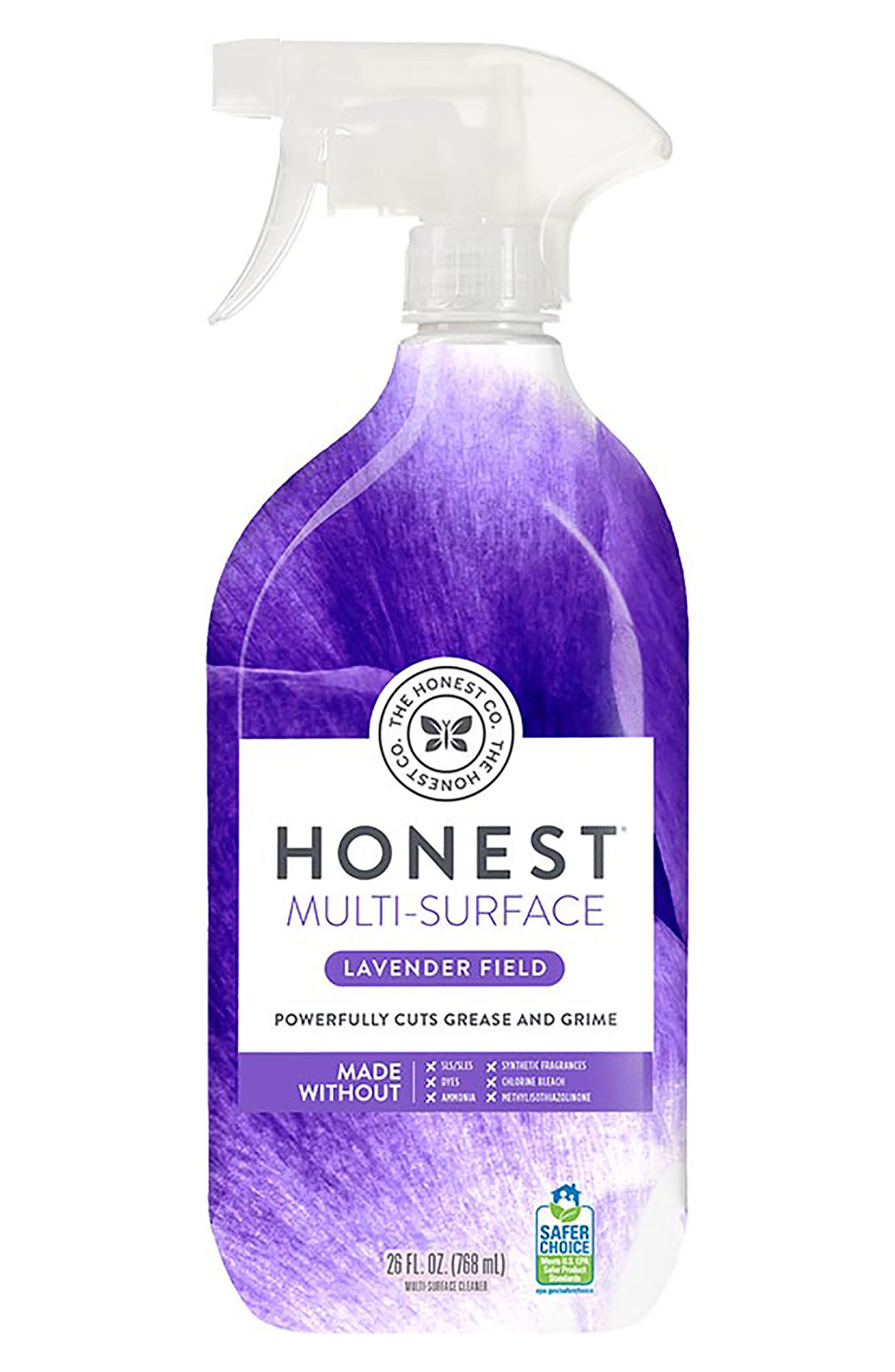 The Honest Company Lavender Field Multi-Surface Cleaner