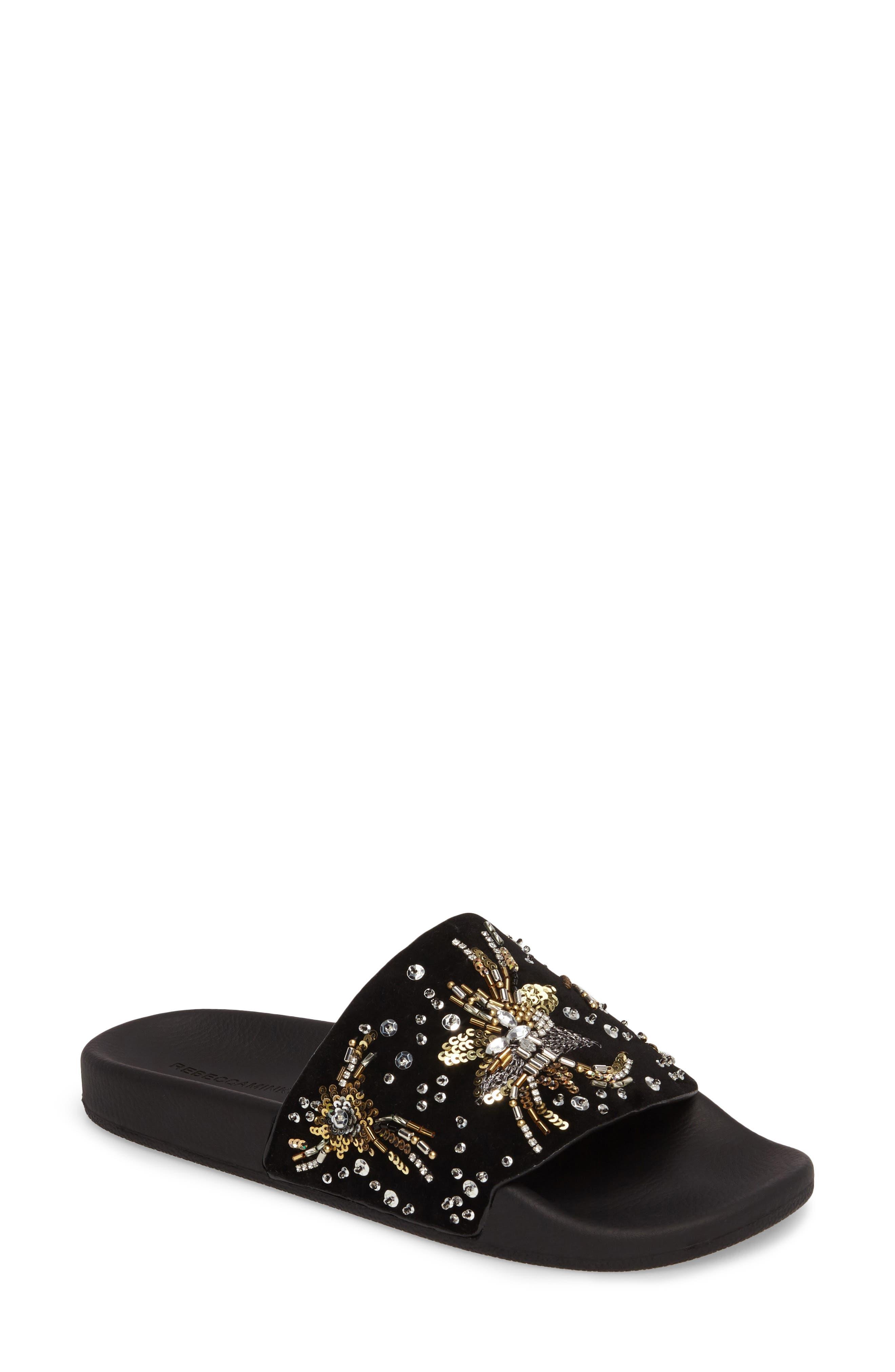REBECCA MINKOFF Suzette Slide Sandal