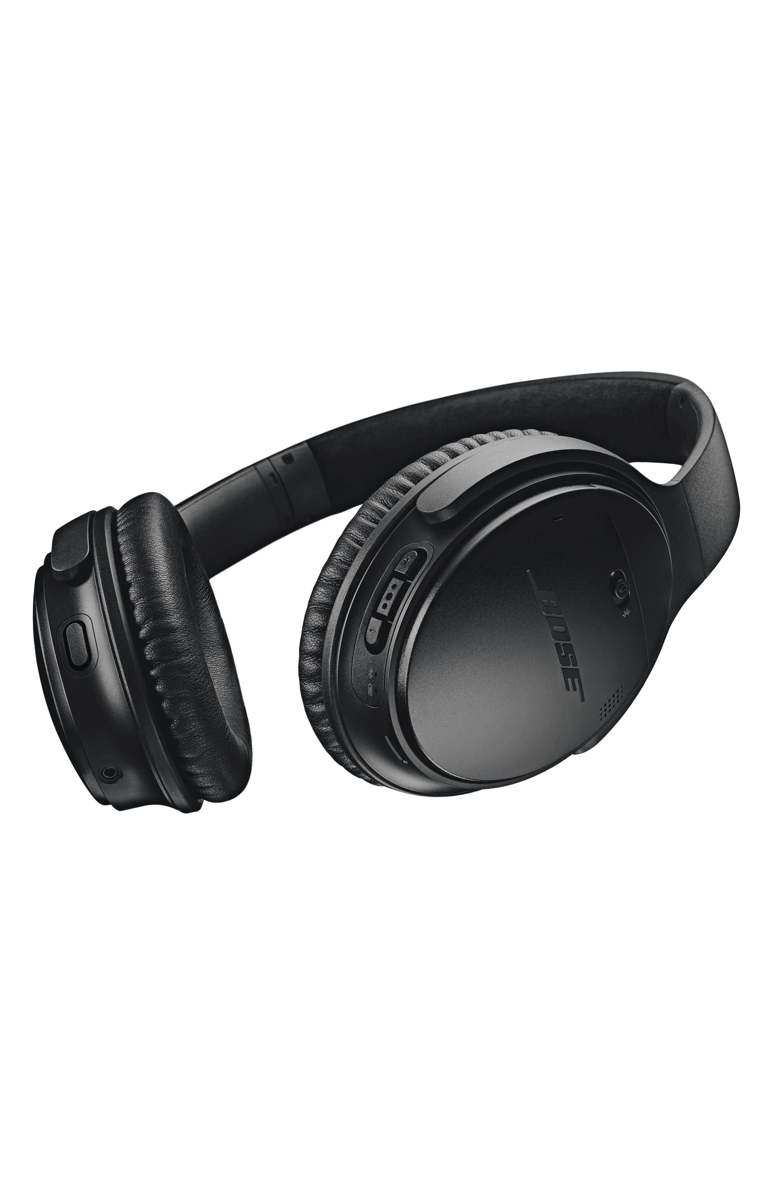 Alternate Image 3  - Bose® QuietComfort® 35 Wireless Headphones II