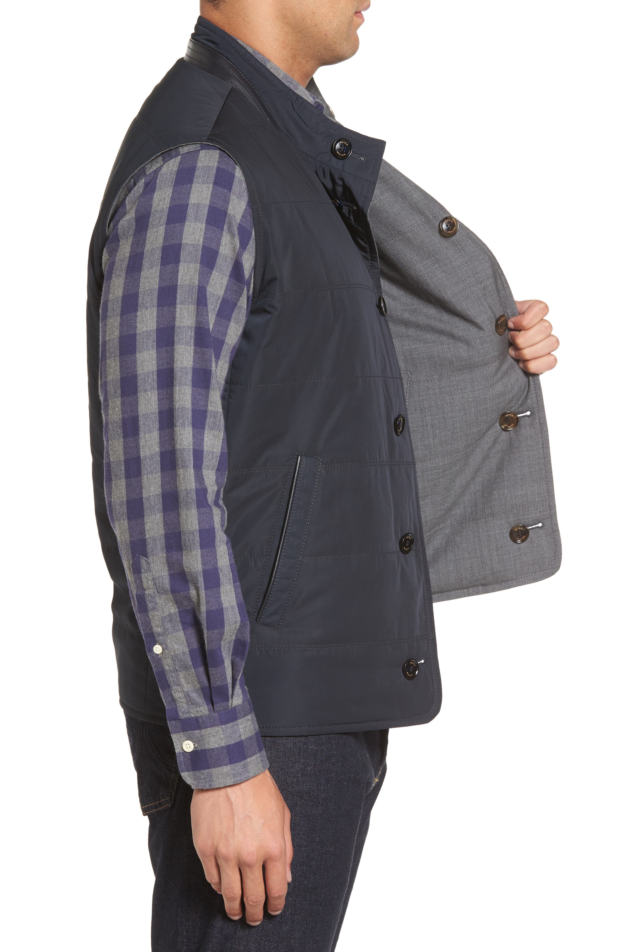 Alternate Image 3  - Peter Millar Collection Reversible Vest