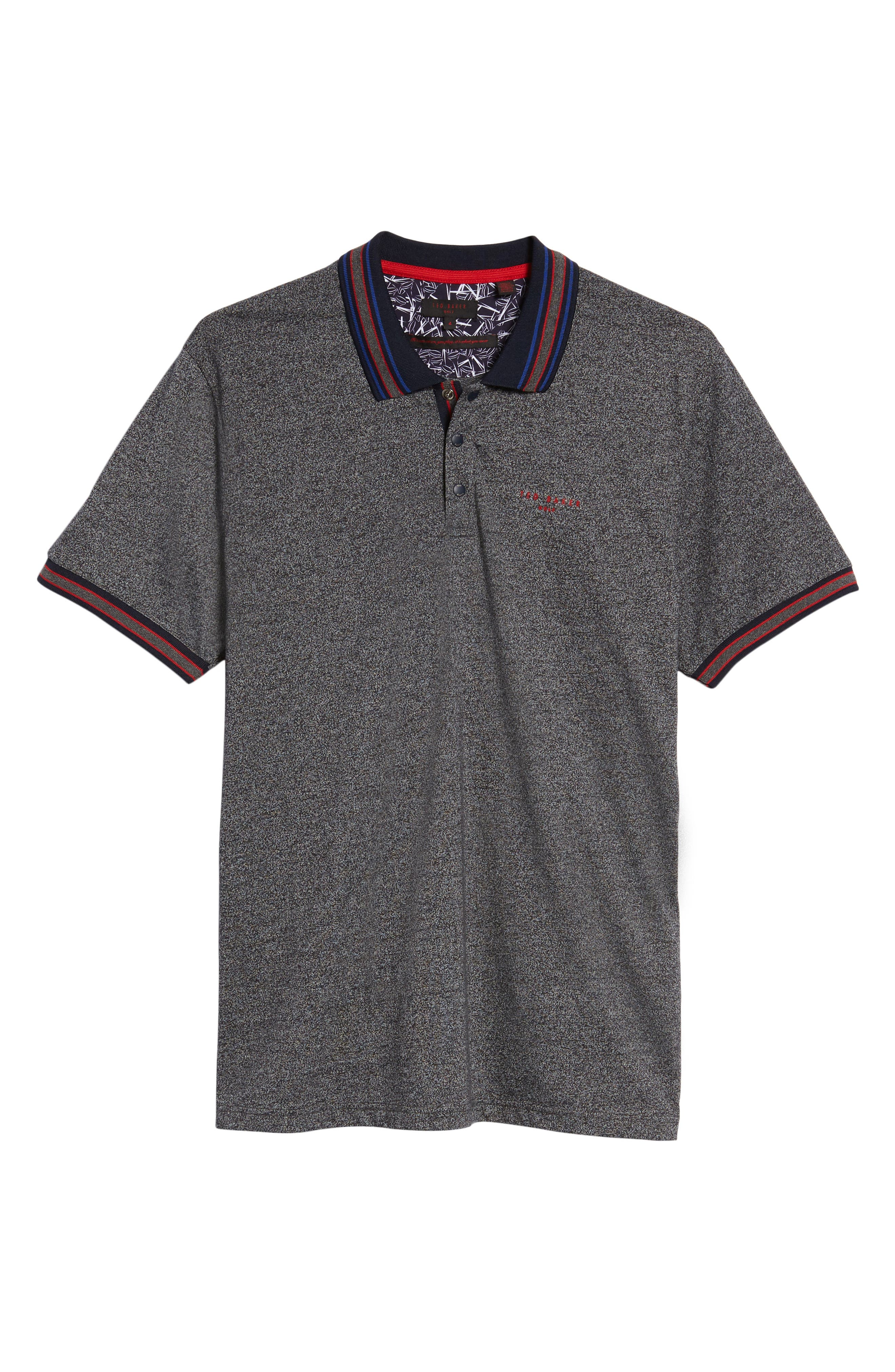 Alternate Image 5  - Ted Baker London Fore Mouline Golf Polo