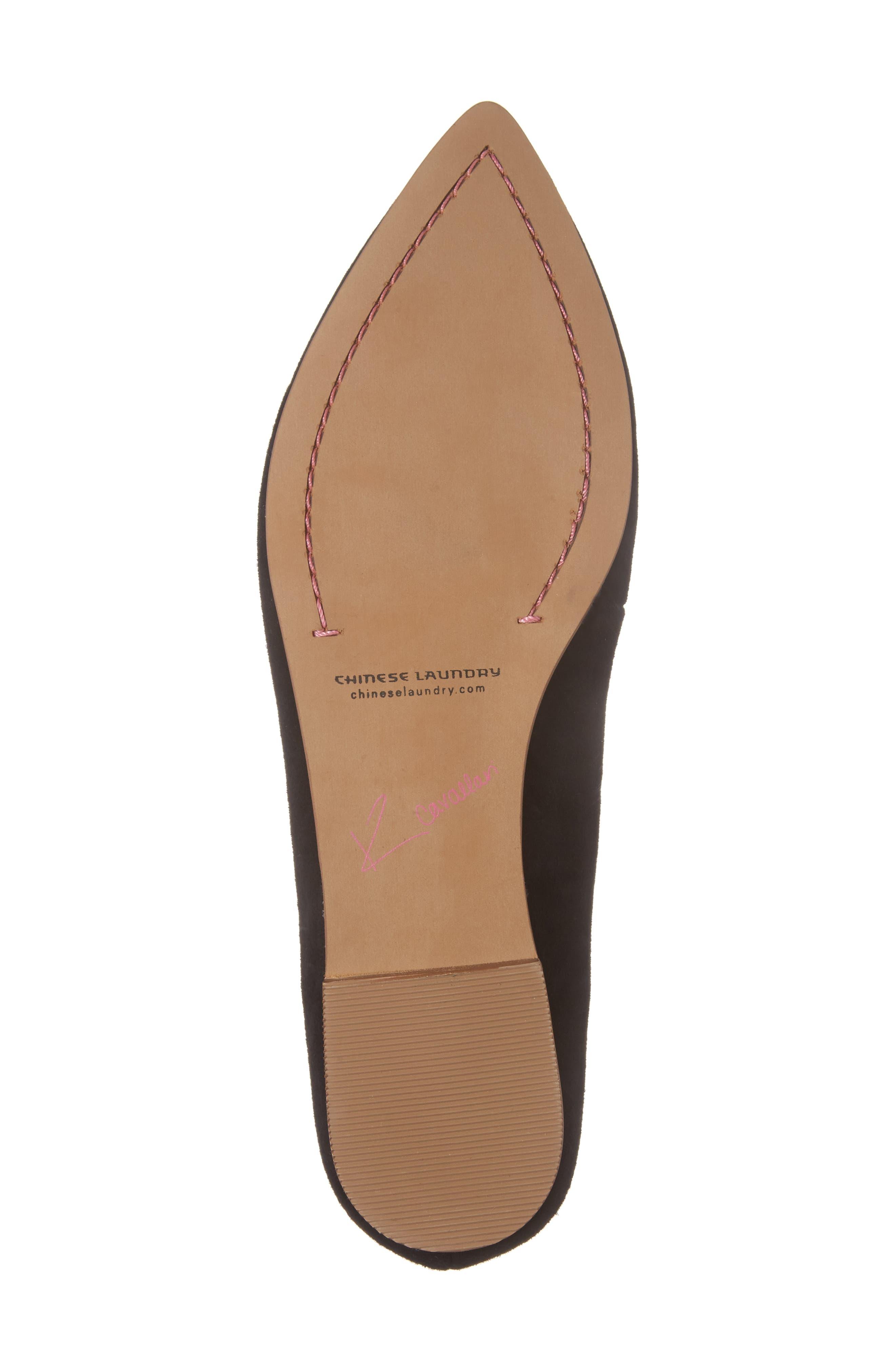 Alternate Image 6  - Kristin Cavallari Cambrie Loafer Flat (Women)
