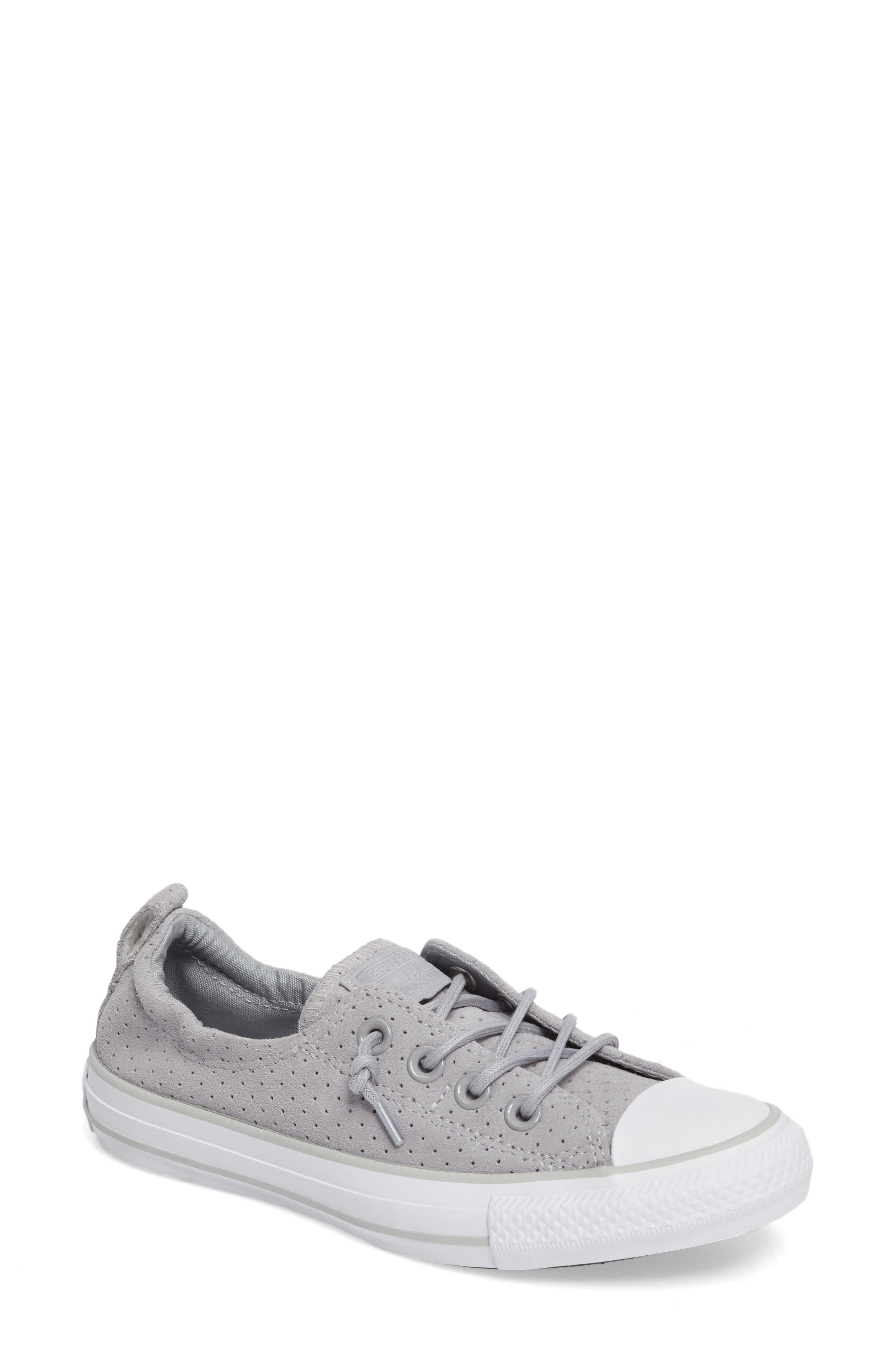 converse womens shoes. converse chuck taylor® \u0027shoreline\u0027 sneaker womens shoes