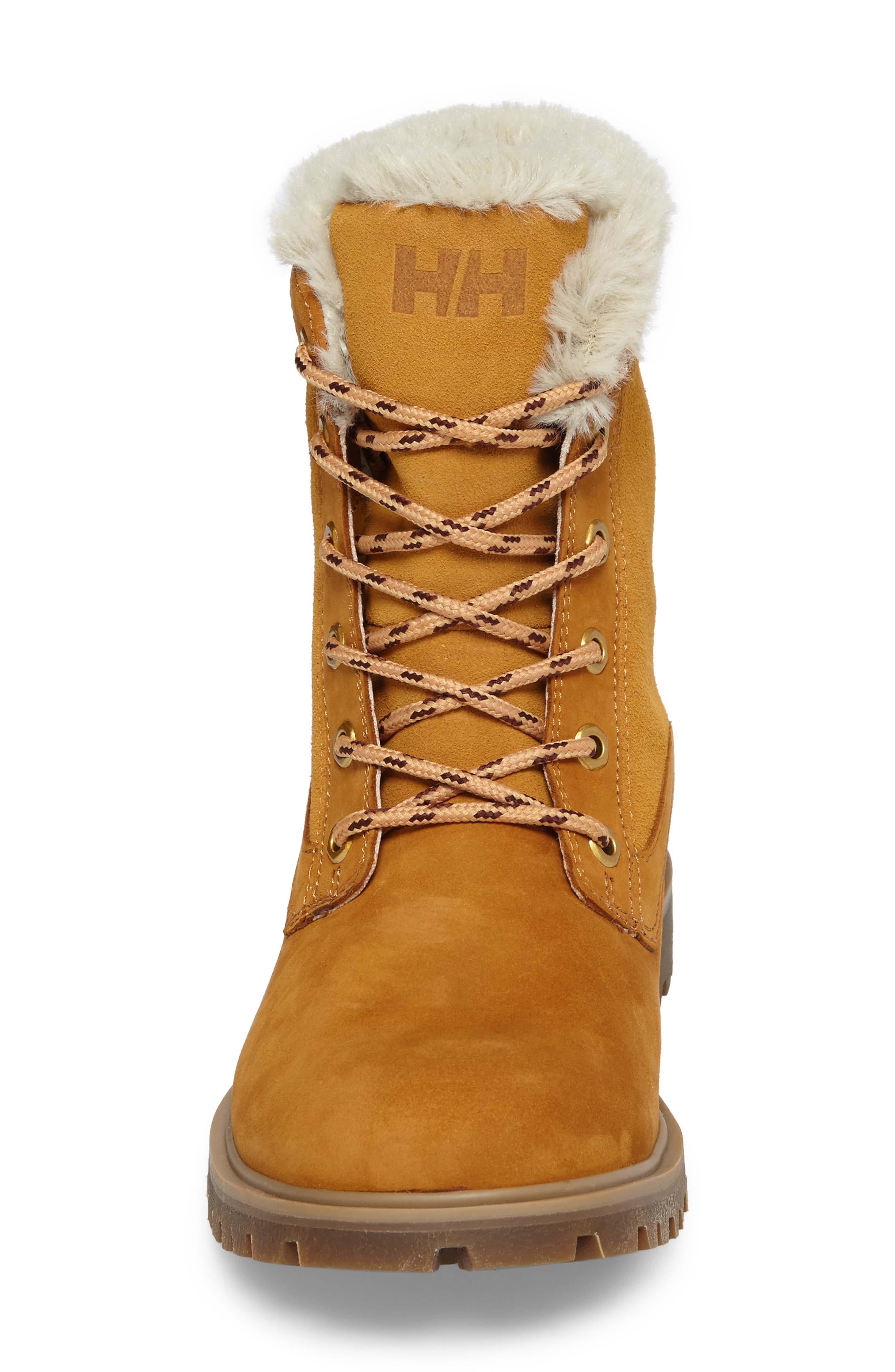 Alternate Image 4  - Helly Hansen Marion Waterproof Winter Boot (Women)