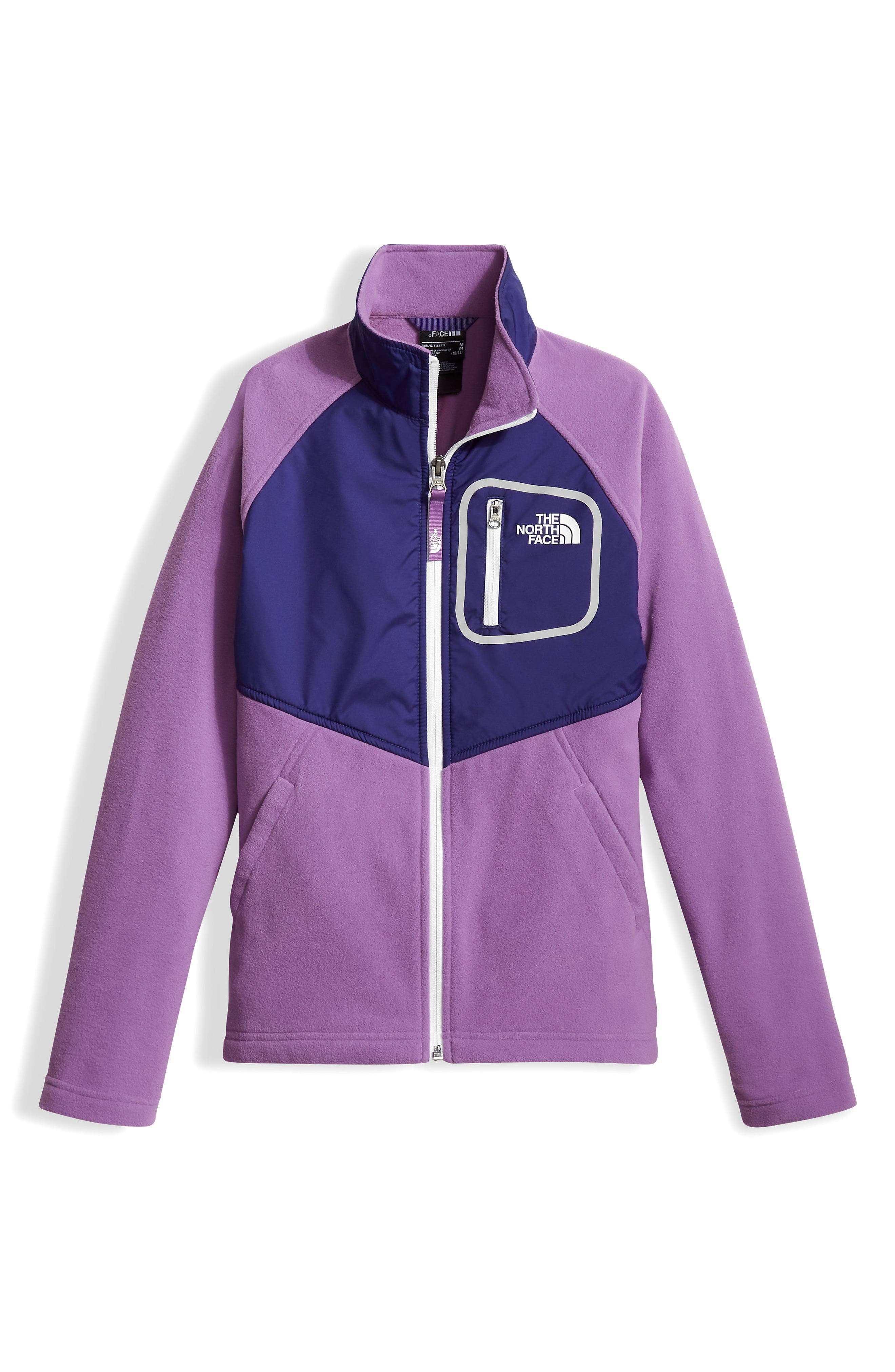 THE NORTH FACE Glacier Water Resistant Track Jacket