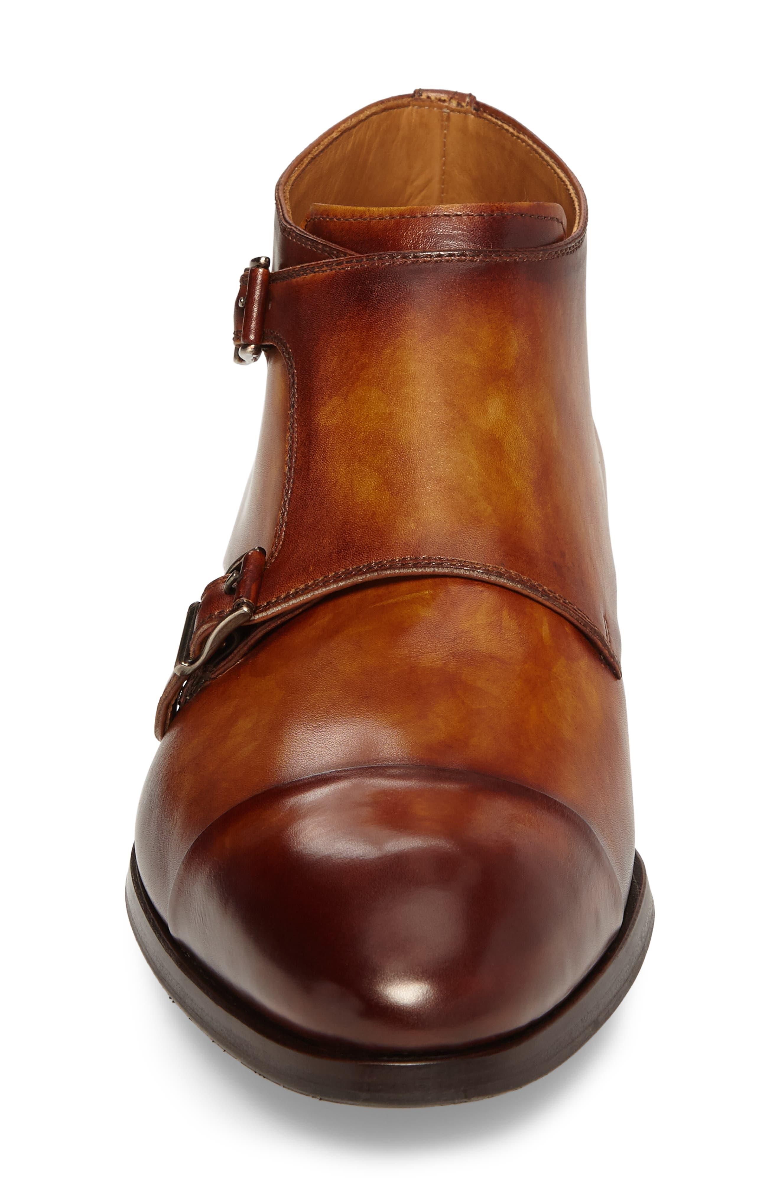 Alternate Image 4  - Magnanni Lavar Double Monk Strap Boot (Men)