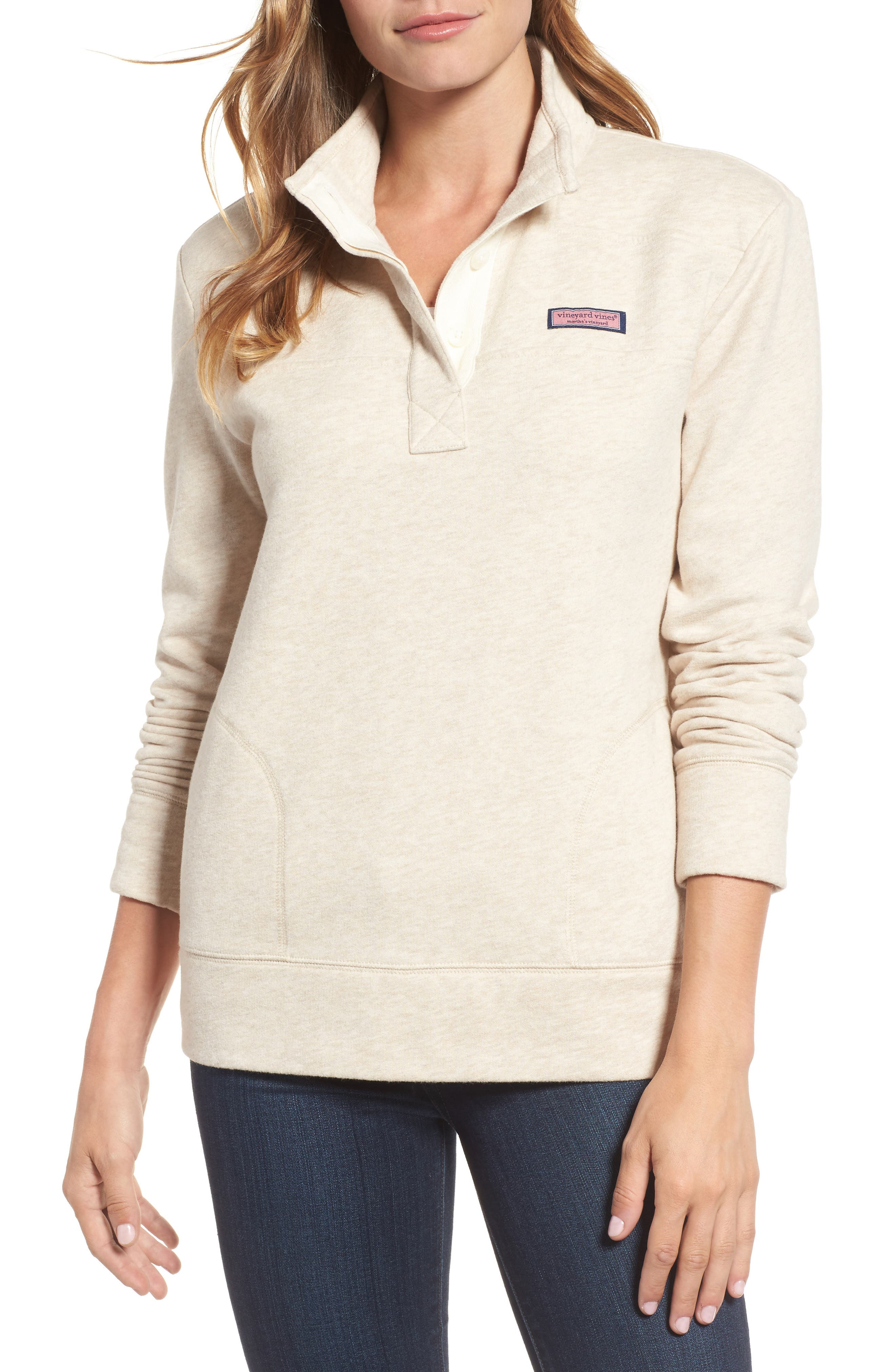 vineyard vines Shep Button Packet Pullover