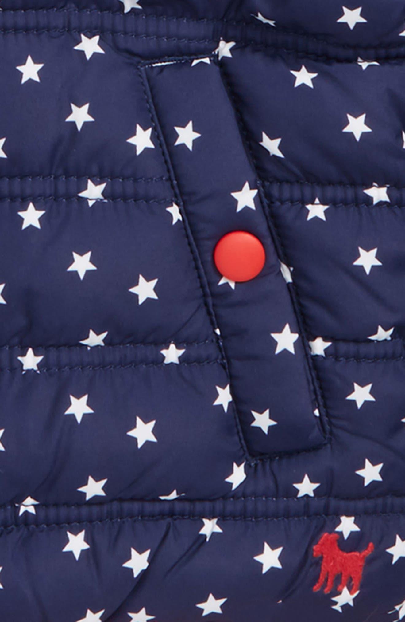 Alternate Image 2  - Mini Boden 2-in-1 Water Resistant Padded Jacket (Toddler Girls, Little Girls & Big Girls)