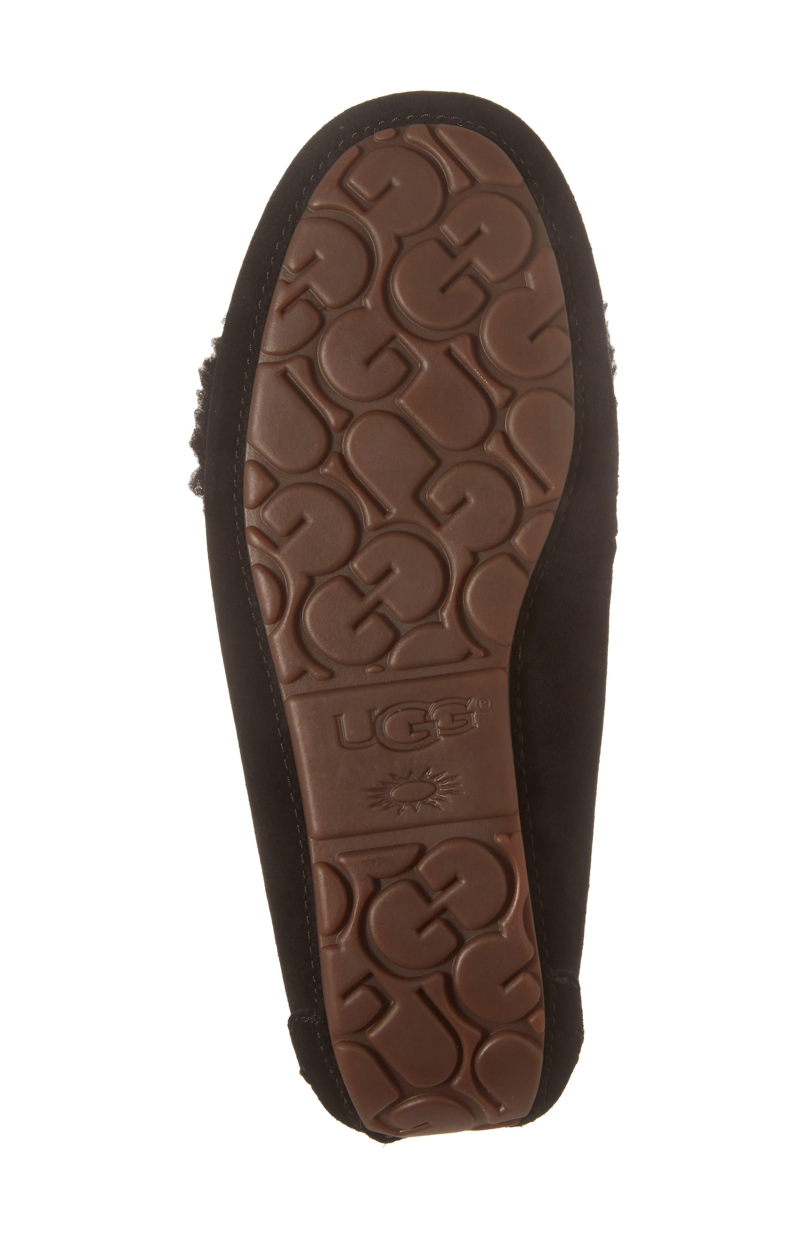 Alternate Image 6  - UGG® Ansley Bow Slipper