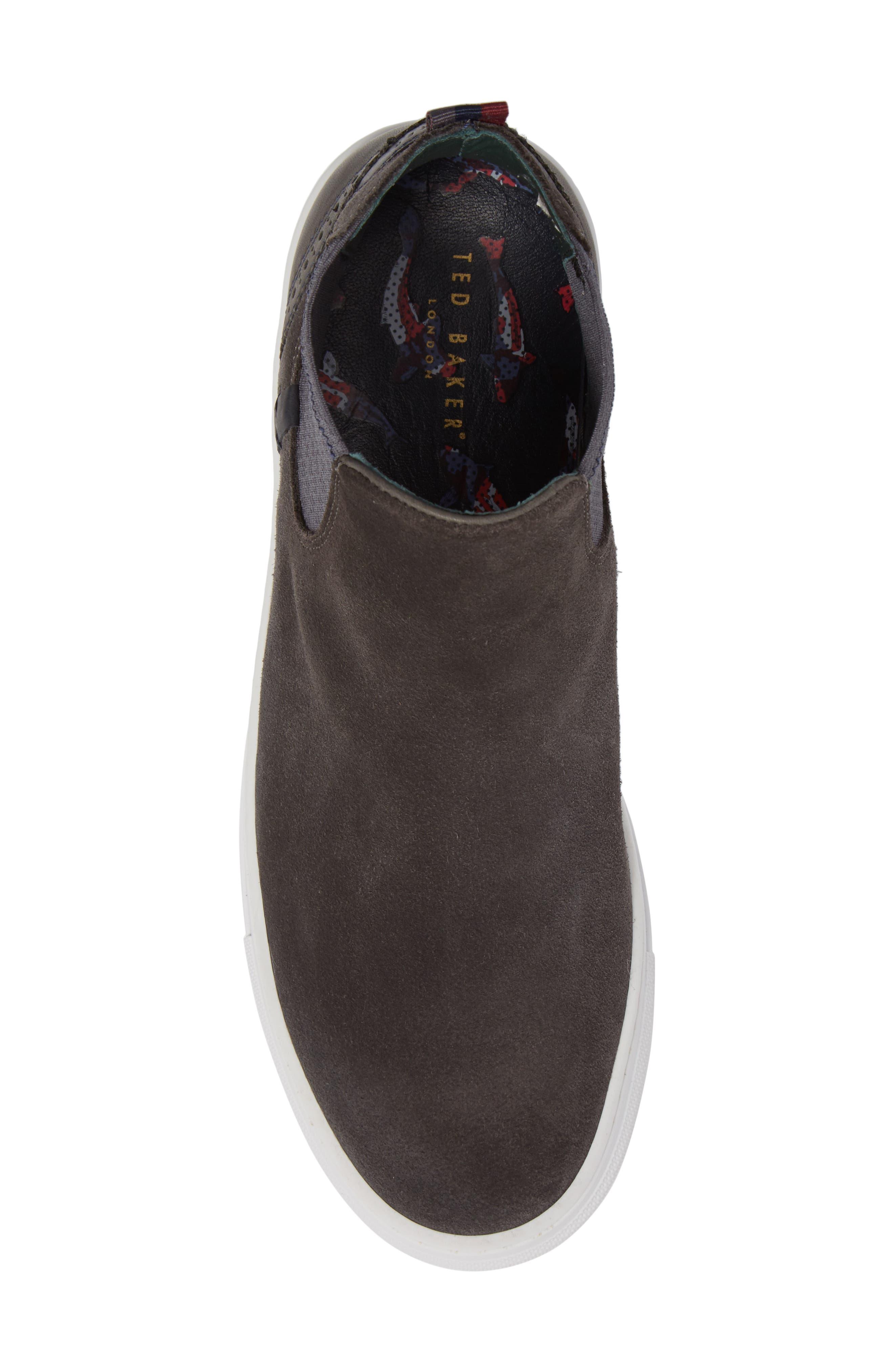 Alternate Image 5  - Ted Baker London Lykeen Chelsea Boot (Men)