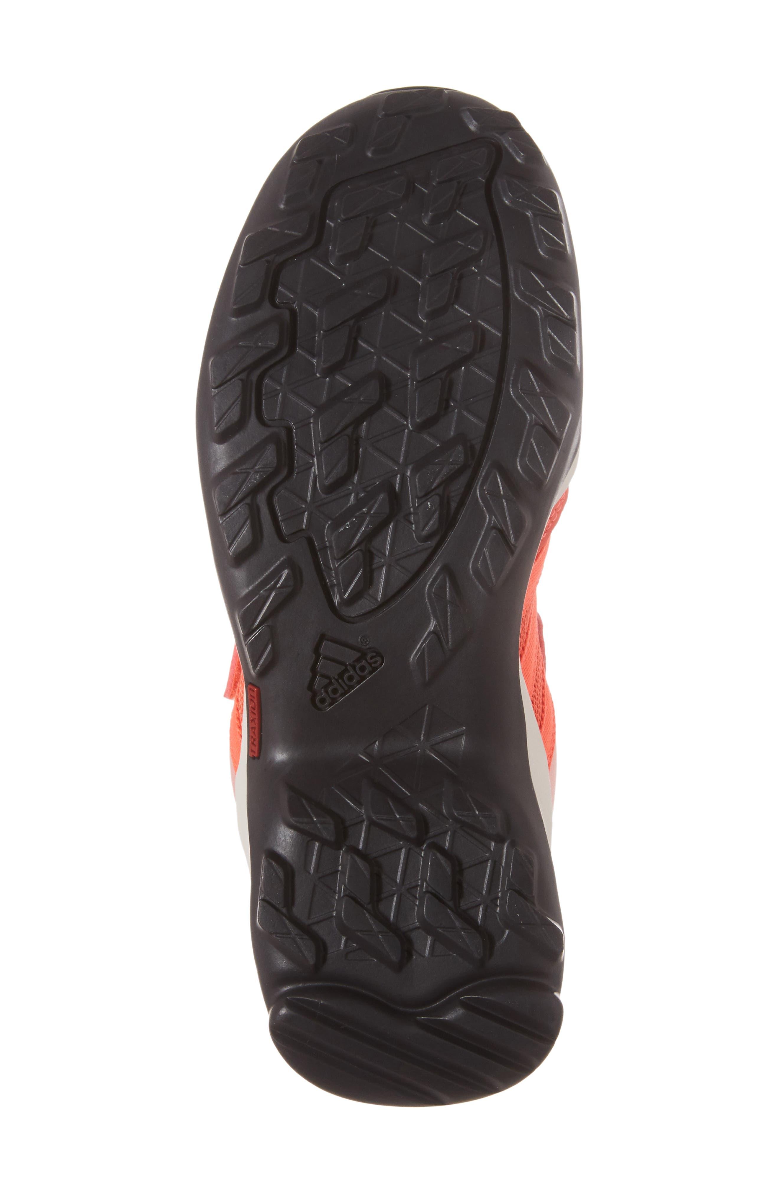 Terrex AX2R Sneaker,                             Alternate thumbnail 6, color,                             Easy Coral/ Tactile Rose