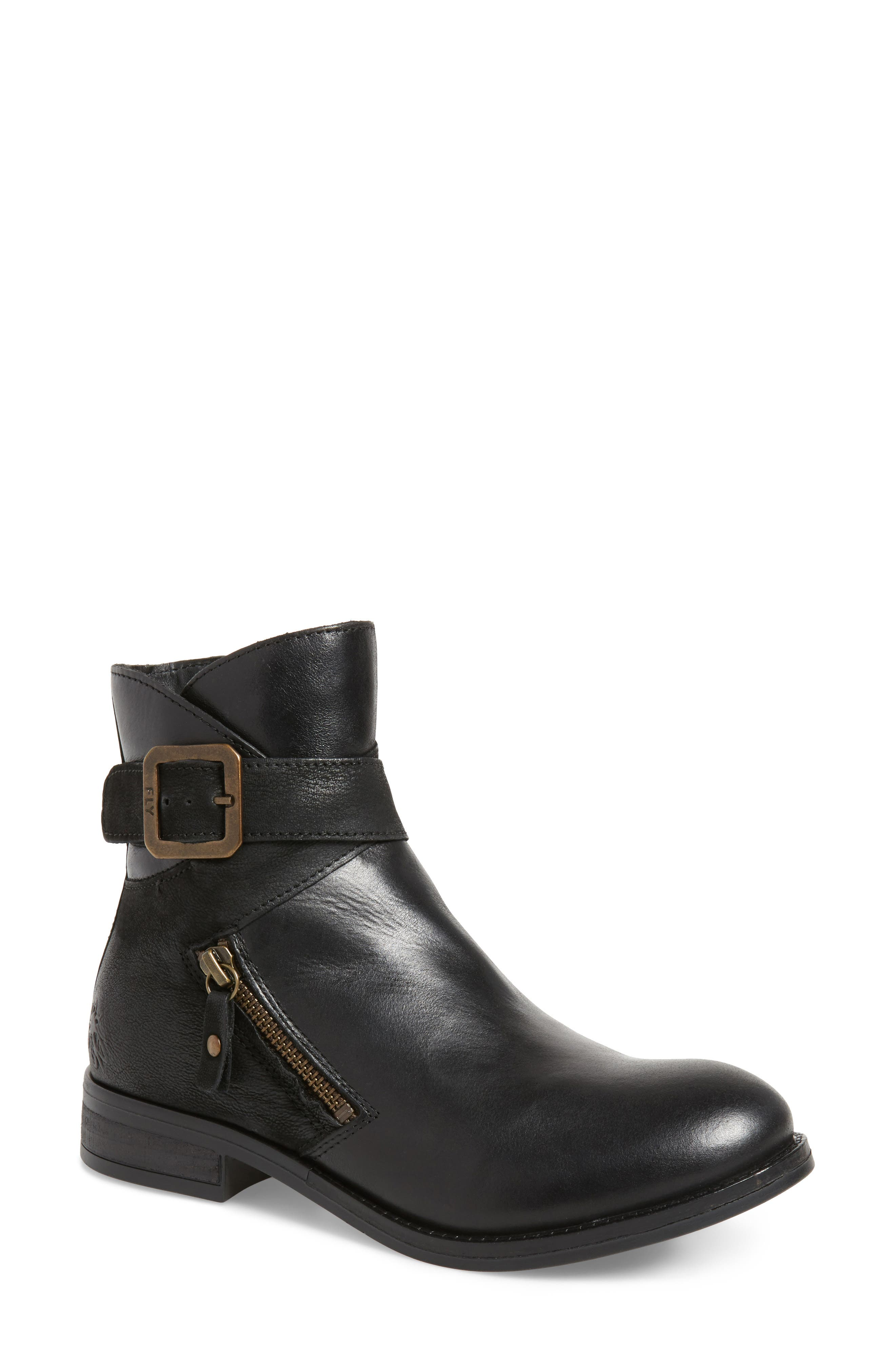 Fly London Afar Bootie (Women)