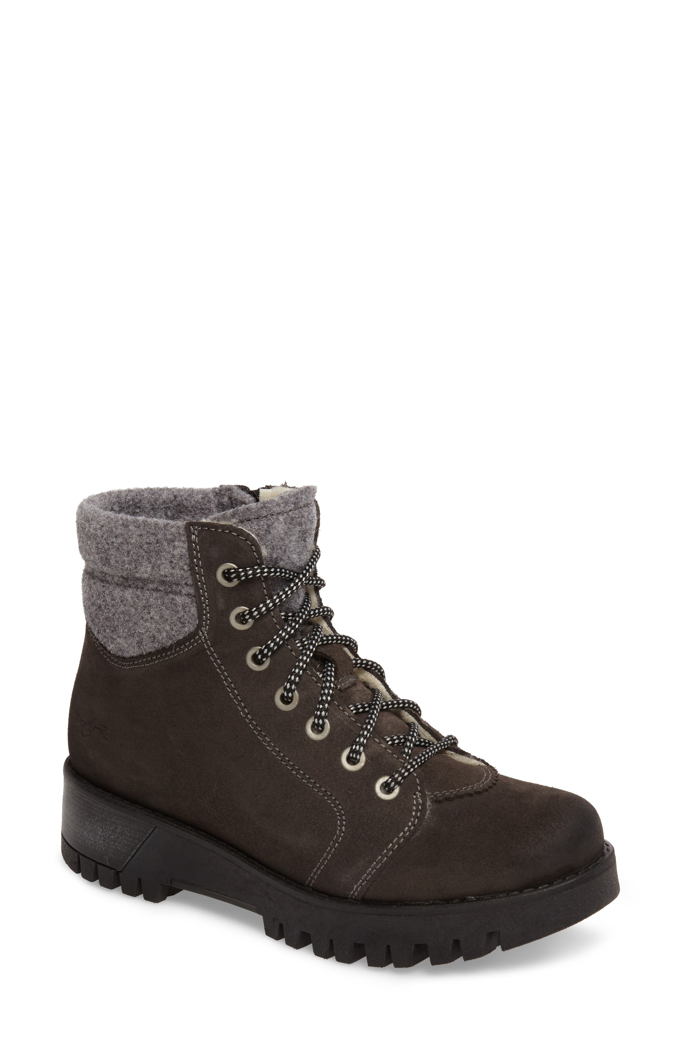 BOS. & CO. Gardner Water Repellent Lace-Up Boot