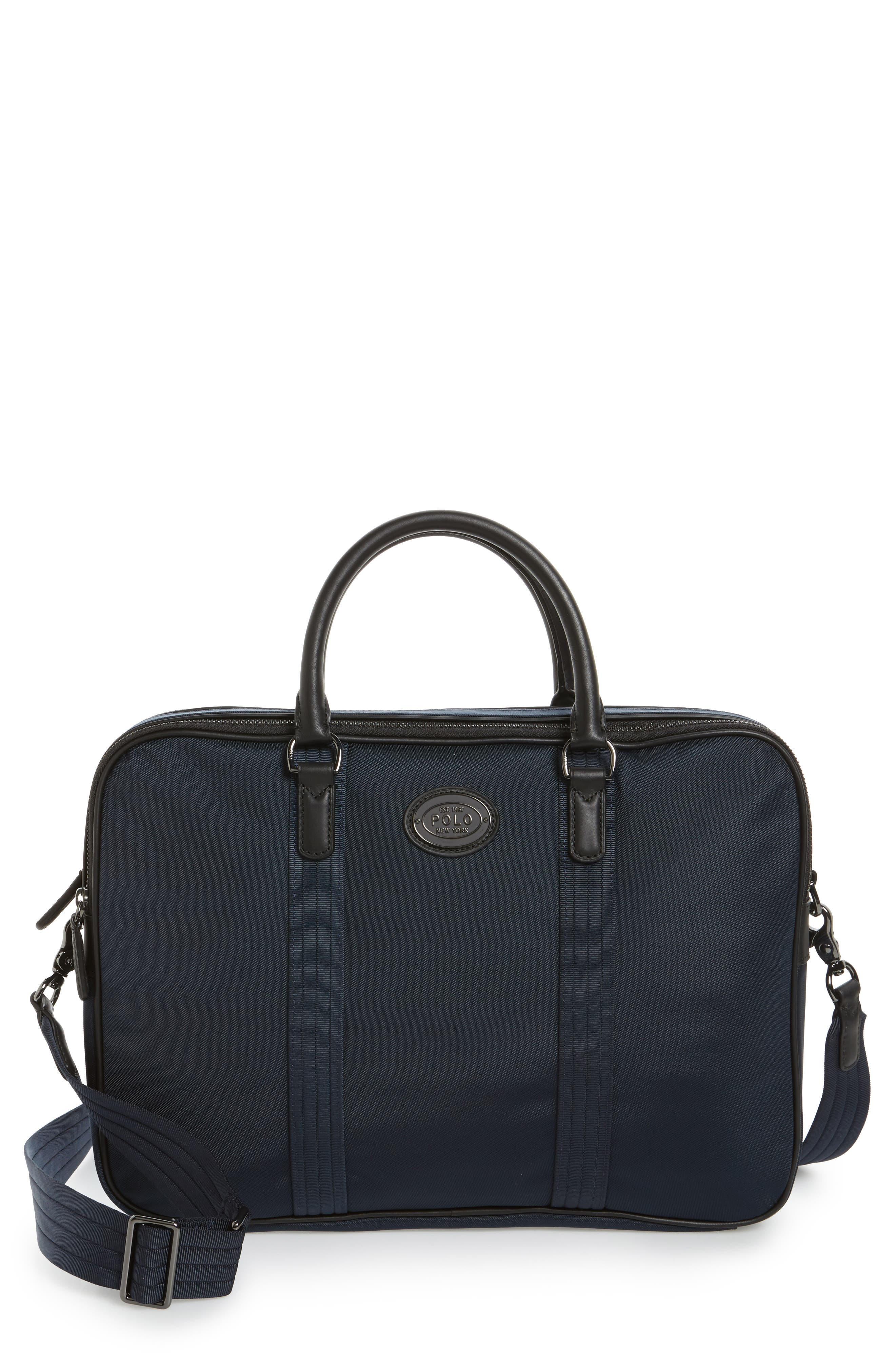 Polo Ralph Lauren Commuter Briefcase