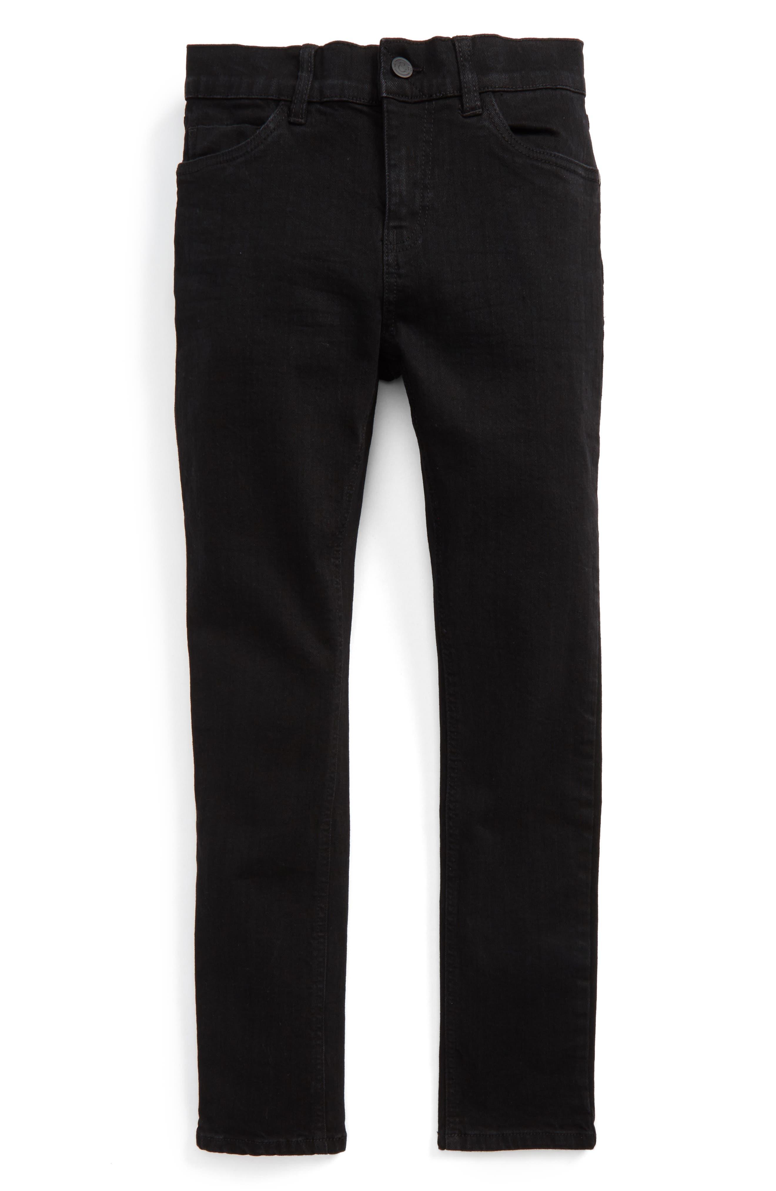 Treasure & Bond Slouch Skinny Jeans (Big Boys)