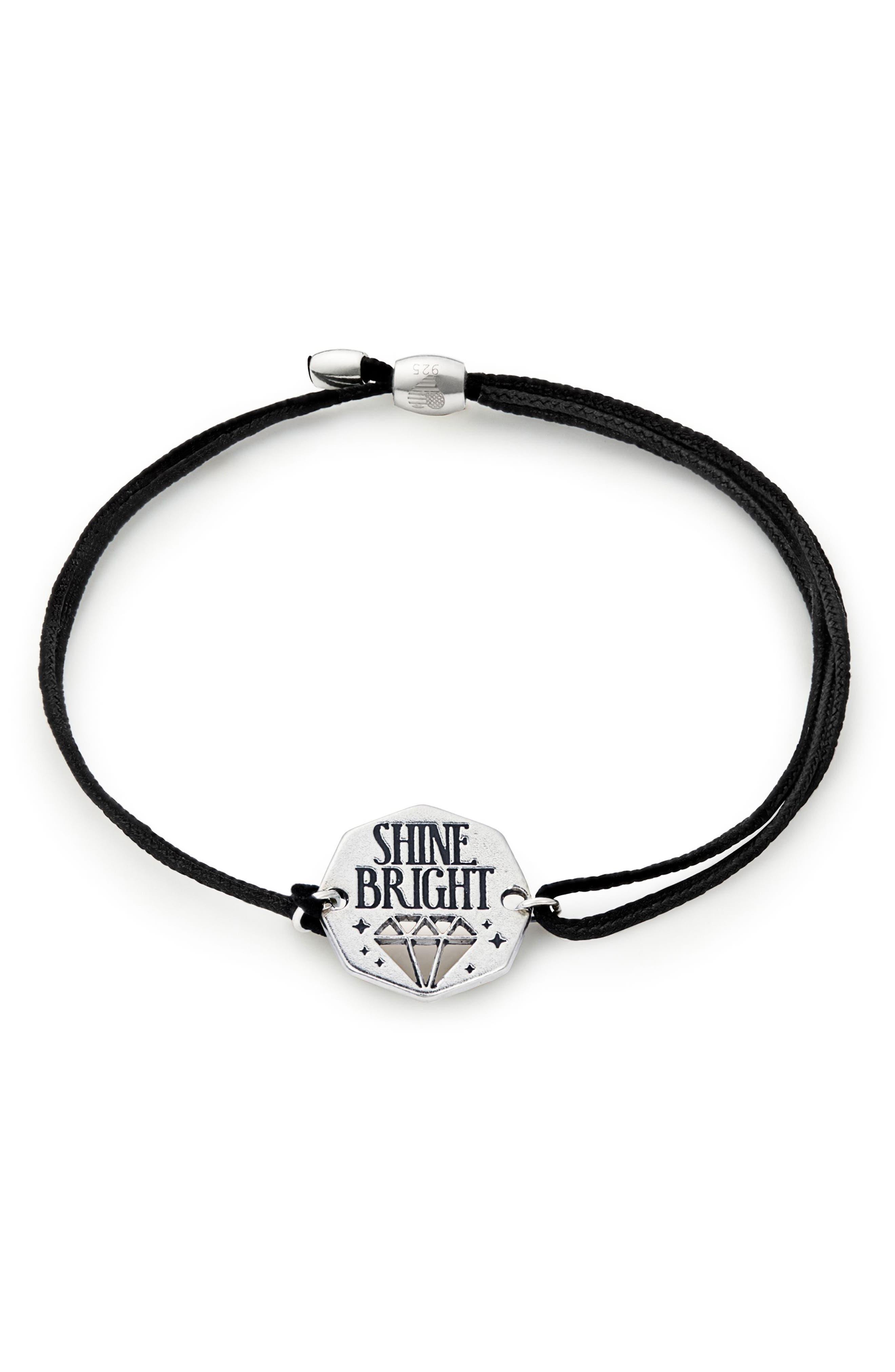Alex and Ani Kindred Cord Friendship Bracelet