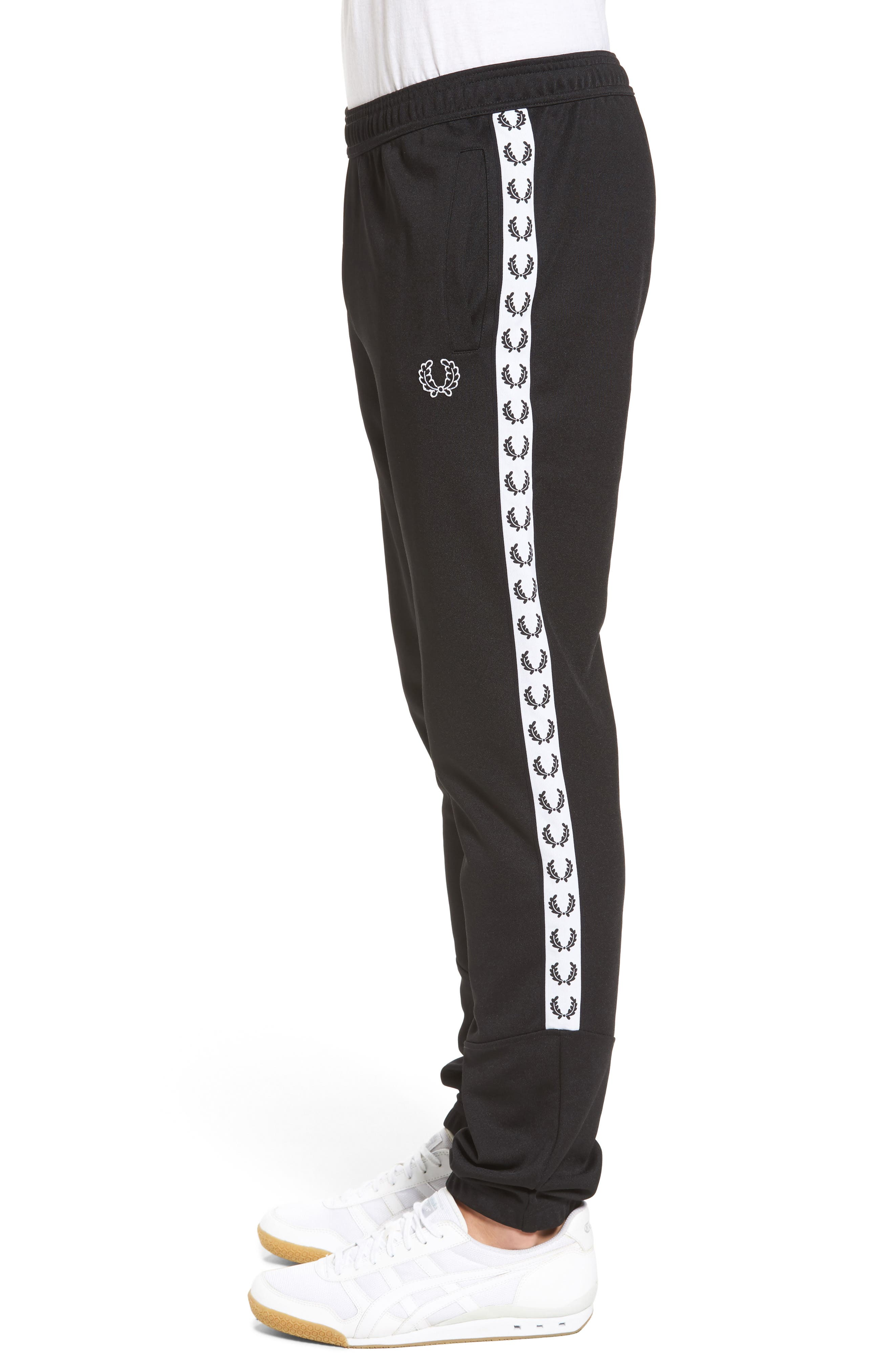 Alternate Image 3  - Fred Perry Taped Track Pants