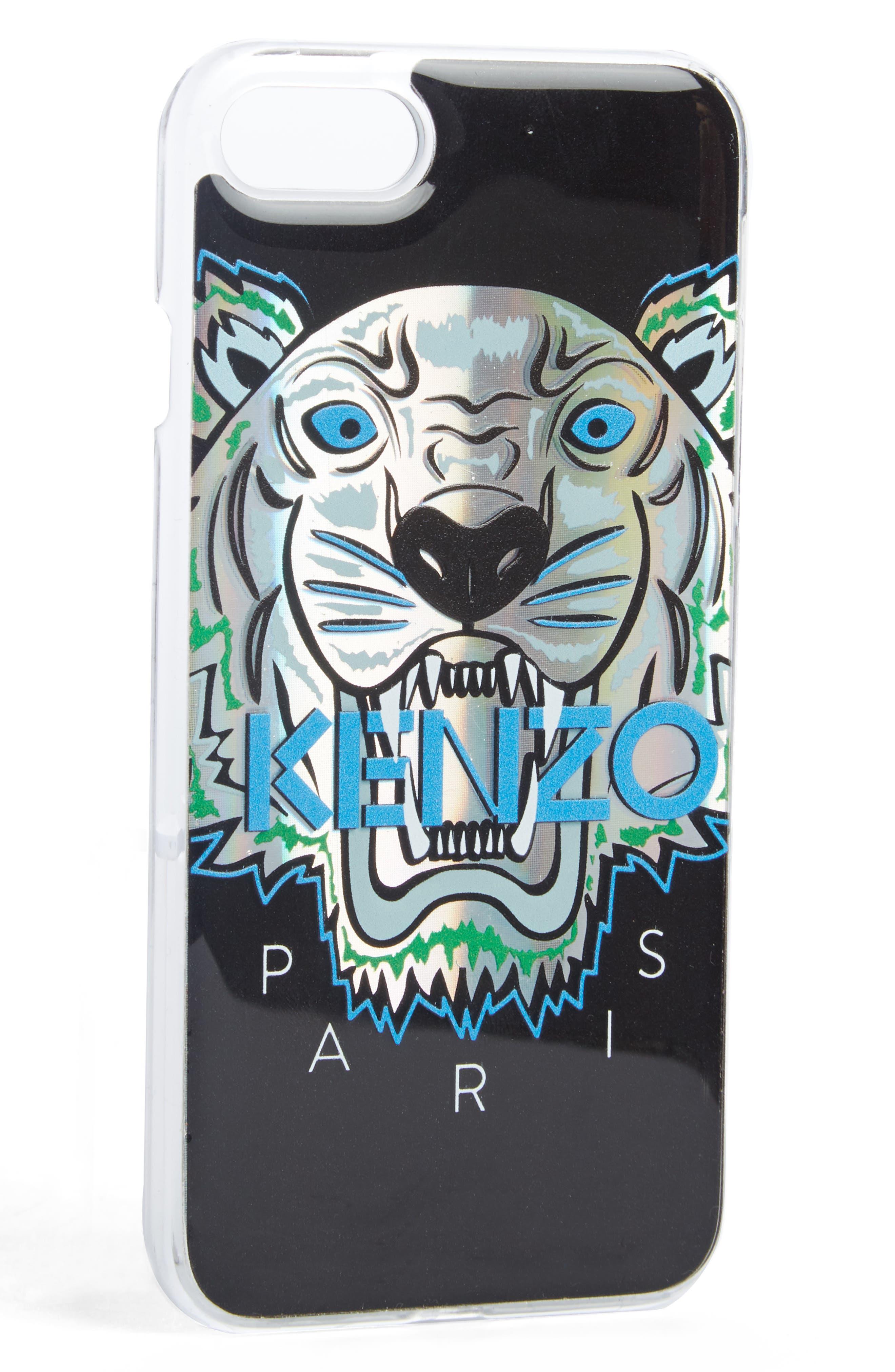 KENZO Tiger Hologram iPhone 7/8 Case